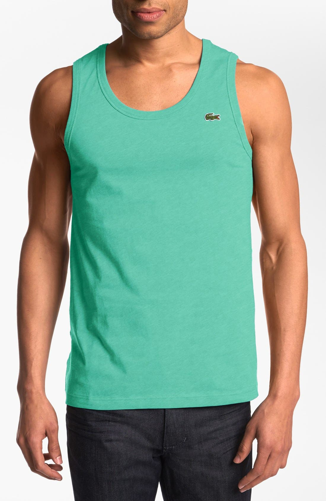 Alternate Image 1 Selected - Lacoste Tank Top