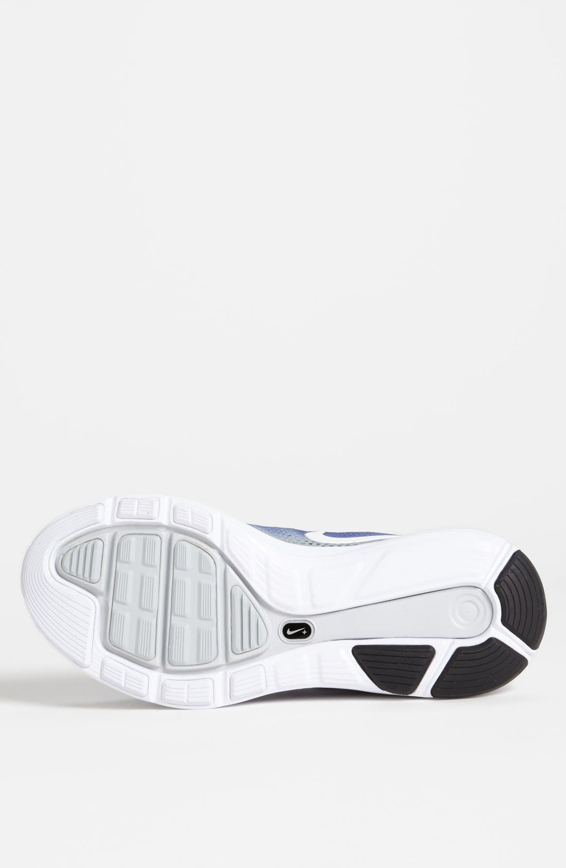 Alternate Image 4  - Nike 'LunarGlide+ 4 Breathe' Running Shoe (Men)