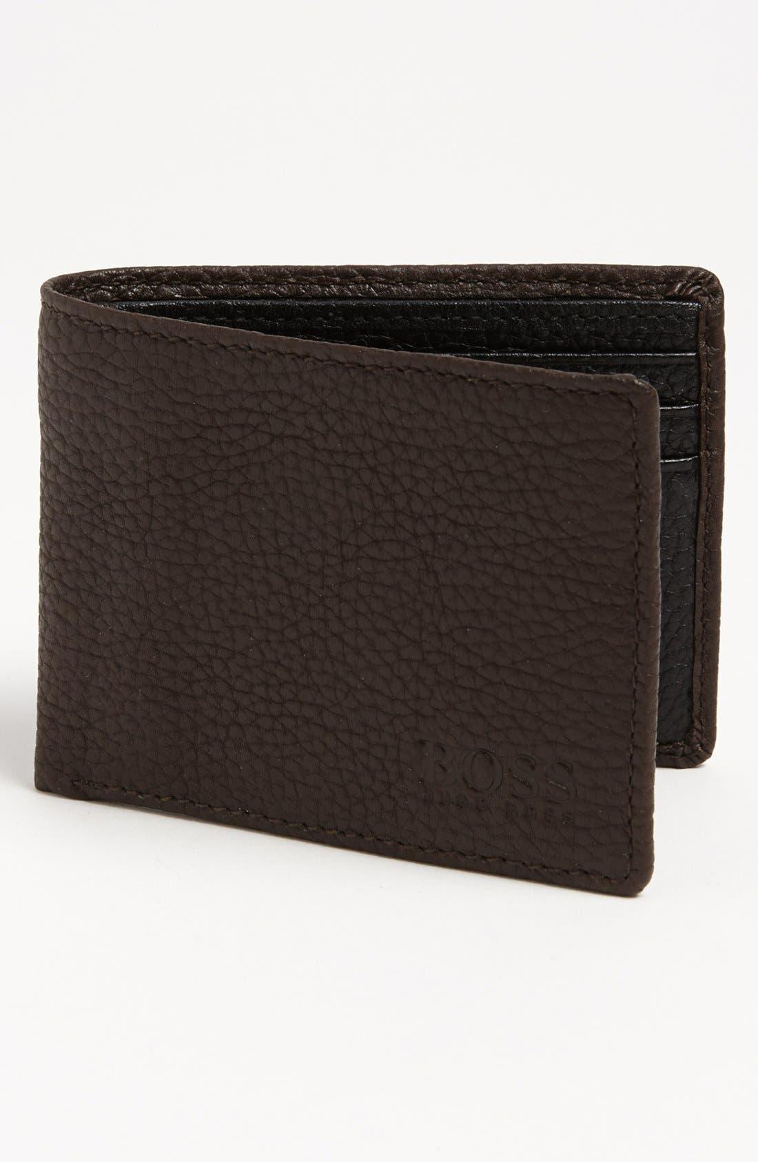 Alternate Image 1 Selected - BOSS HUGO BOSS 'Beckley' Wallet