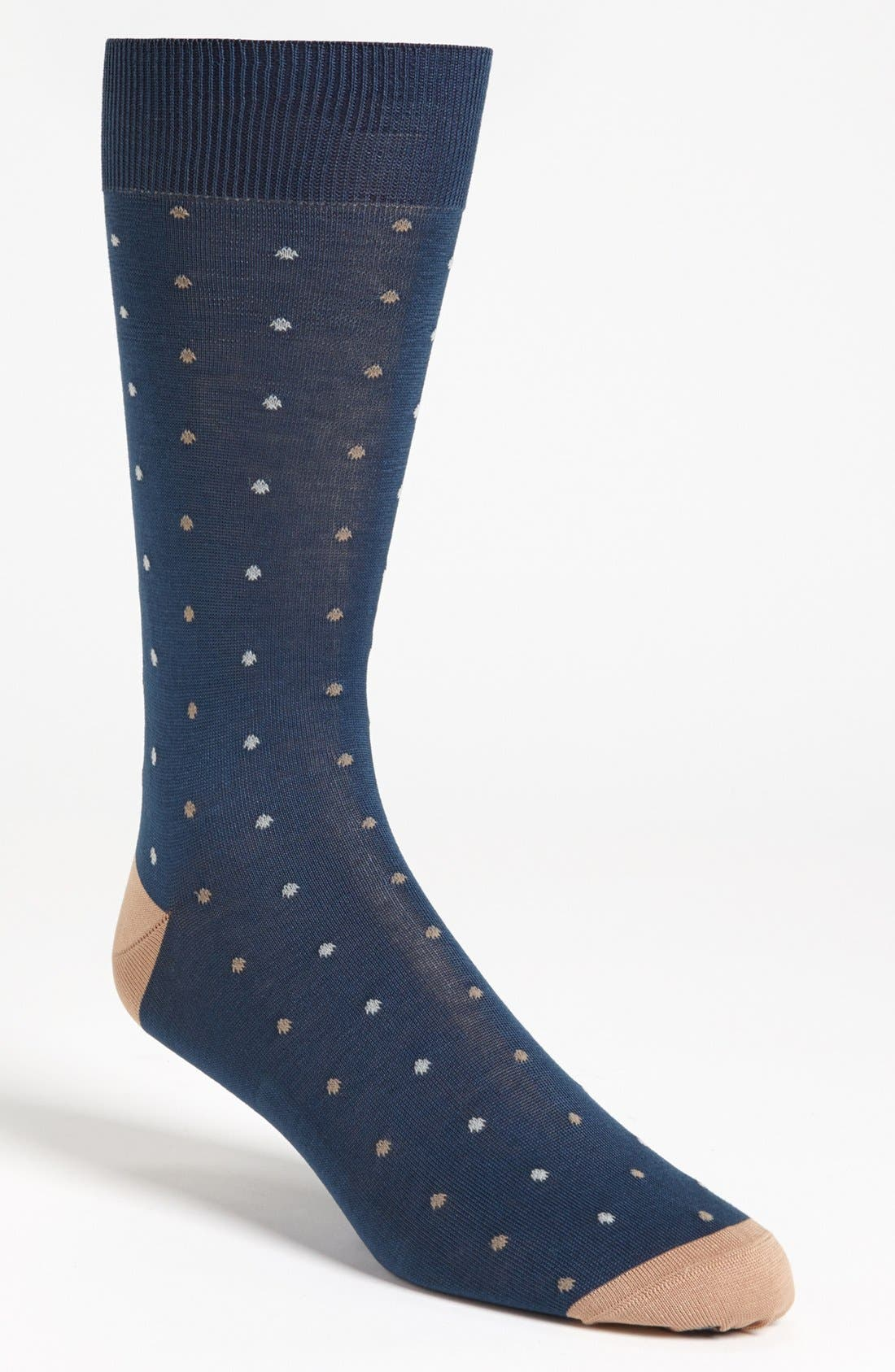 Main Image - Canali Dot Socks