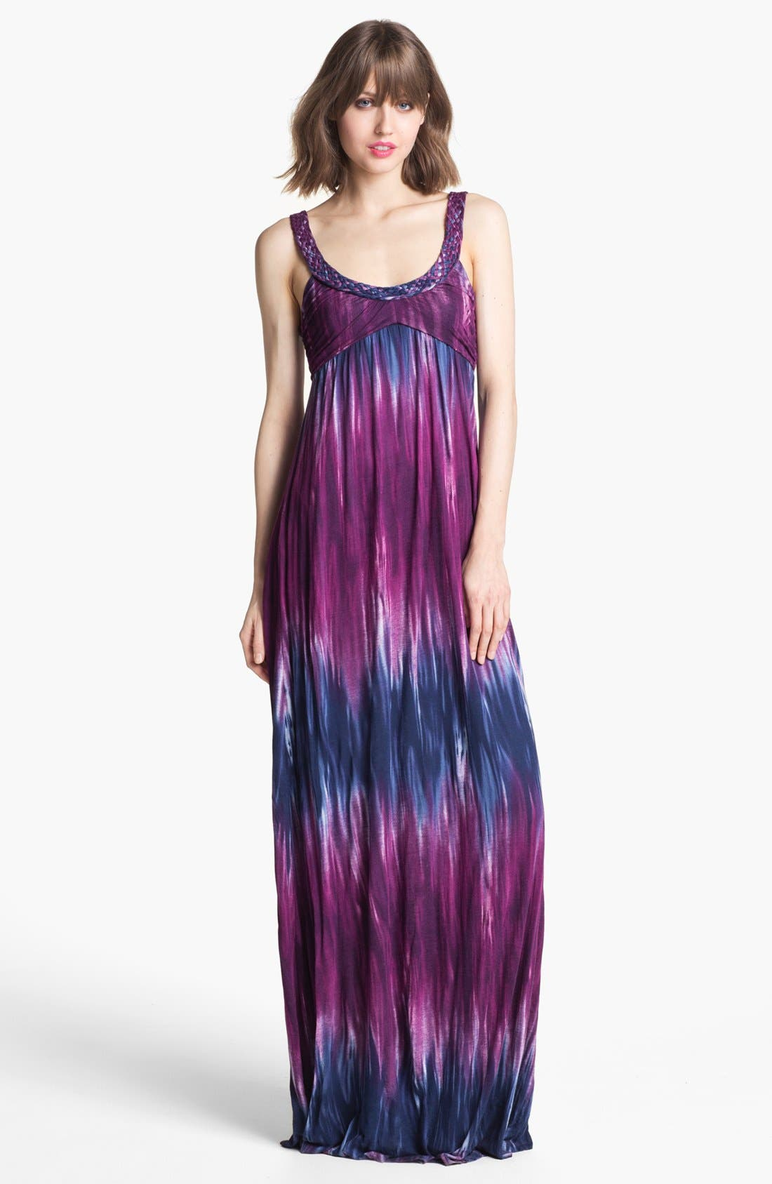 Alternate Image 1 Selected - Felicity & Coco Tie Dye Maxi Dress (Nordstrom Exclusive)