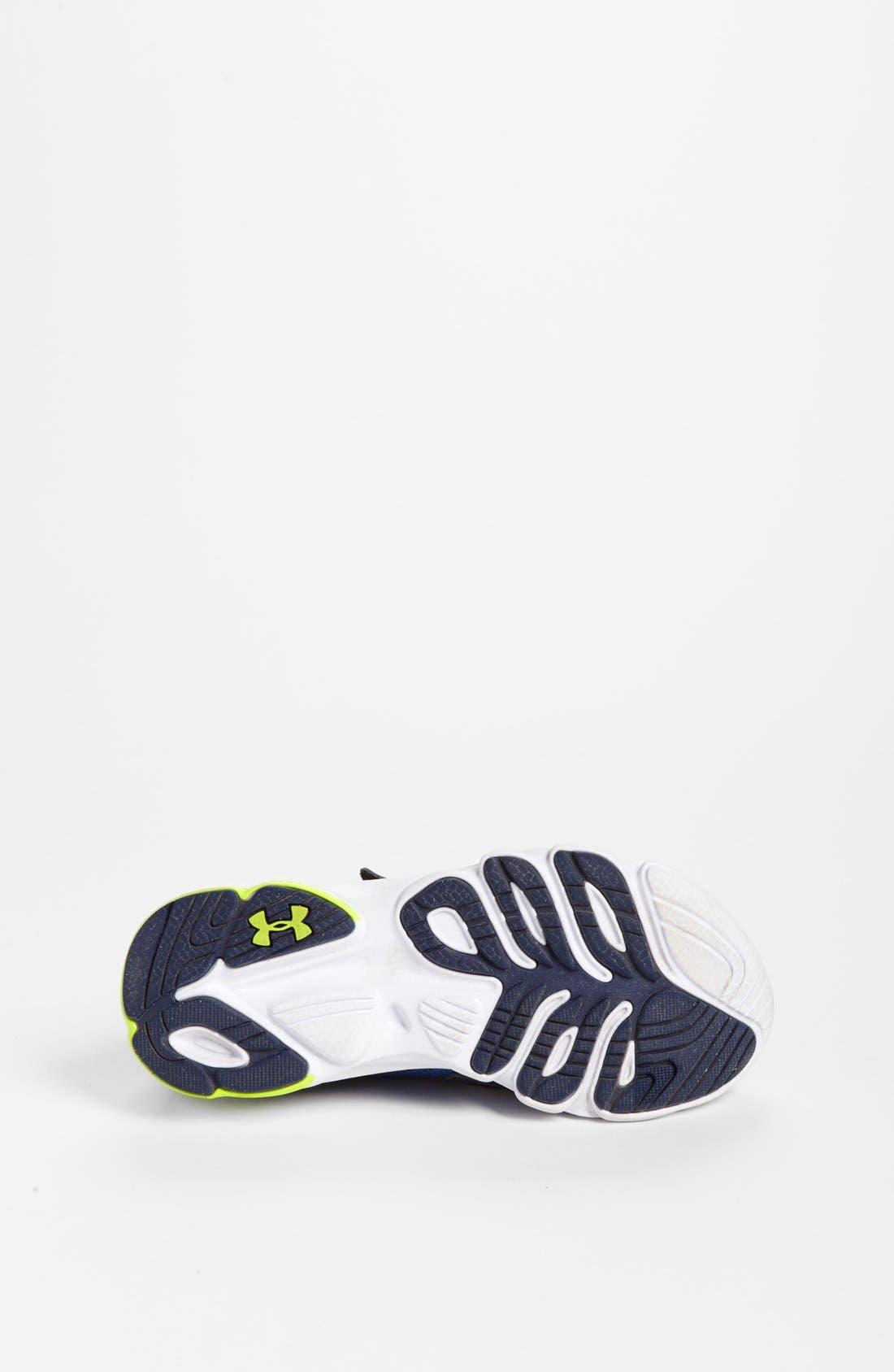 Alternate Image 4  - Under Armour 'Assert III' Athletic Shoe (Baby, Walker, Toddler & Little Kid)