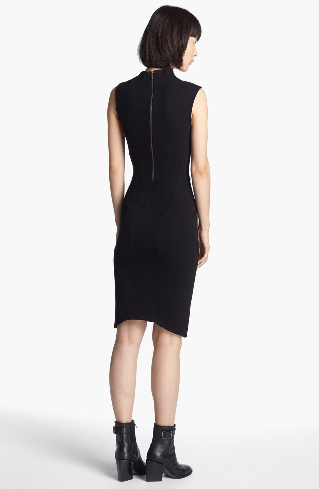 Alternate Image 2  - HELMUT Helmut Lang 'Gala' Knit Dress