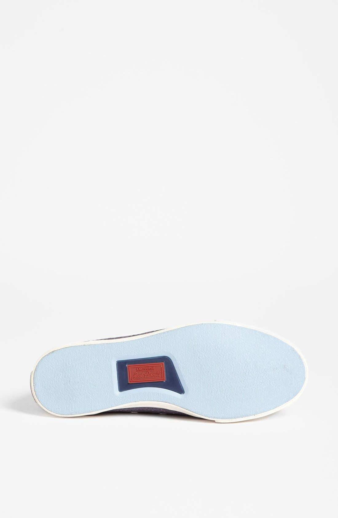 Alternate Image 4  - Converse 'Jack Purcell LP' Slip-On Sneaker (Women)