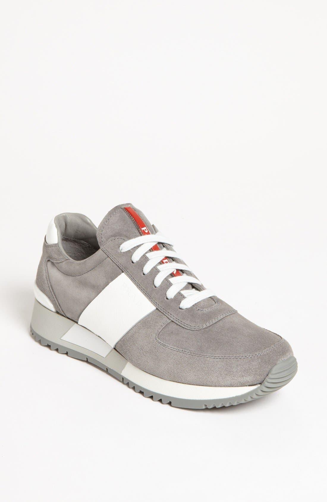 Alternate Image 1 Selected - Prada Sneaker