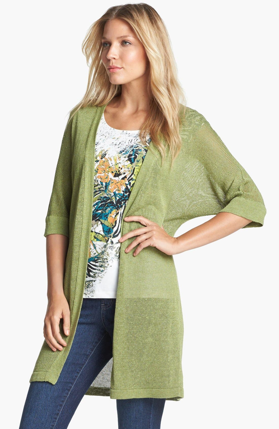 Alternate Image 1 Selected - NIC+ZOE 'Paradise' Cardigan