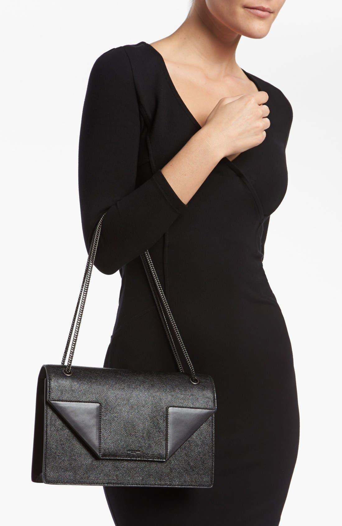 Alternate Image 2  - Saint Laurent 'Betty - Medium' Leather Shoulder Bag