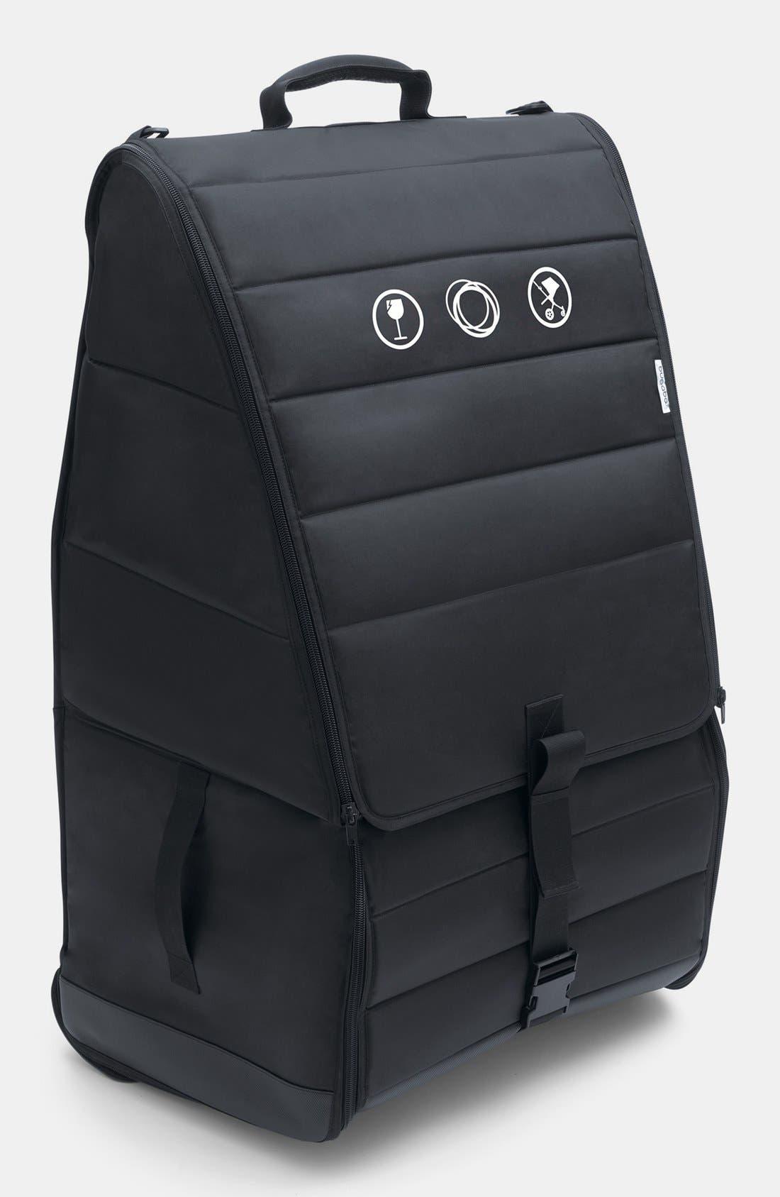 Comfort Stroller Transport Bag,                         Main,                         color, Black