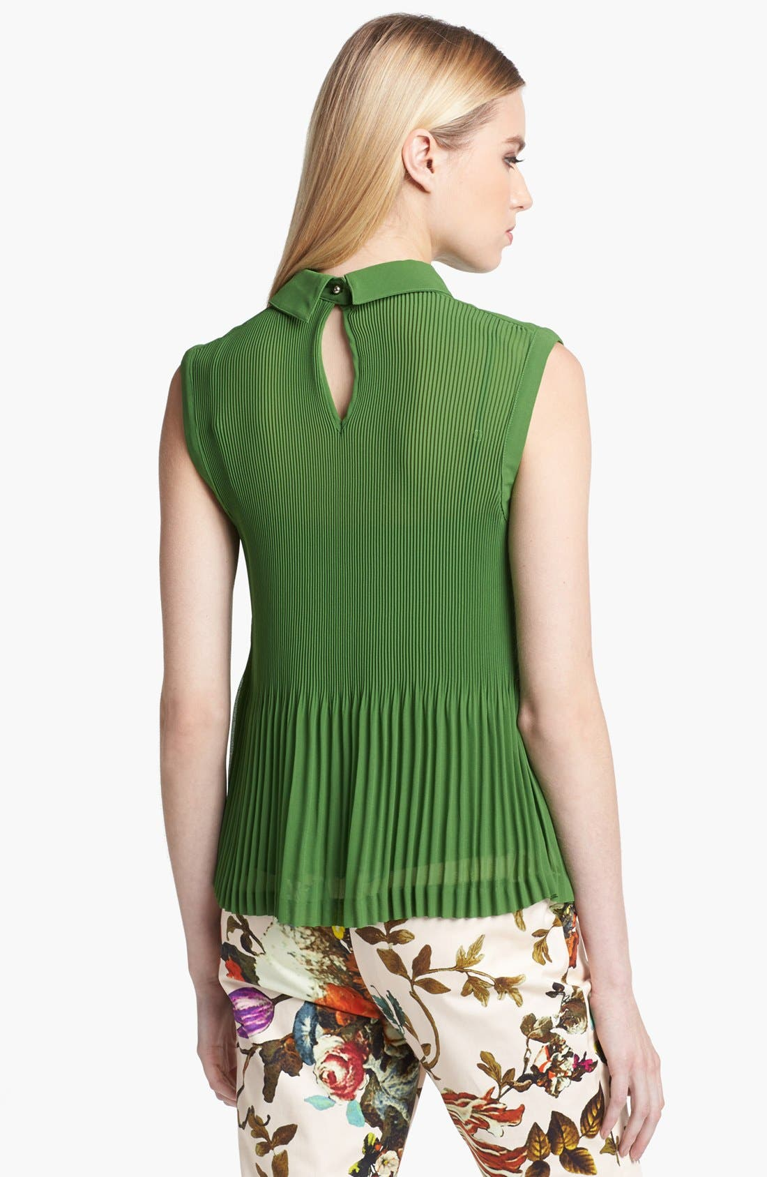 Alternate Image 2  - Ted Baker London Pleated Top
