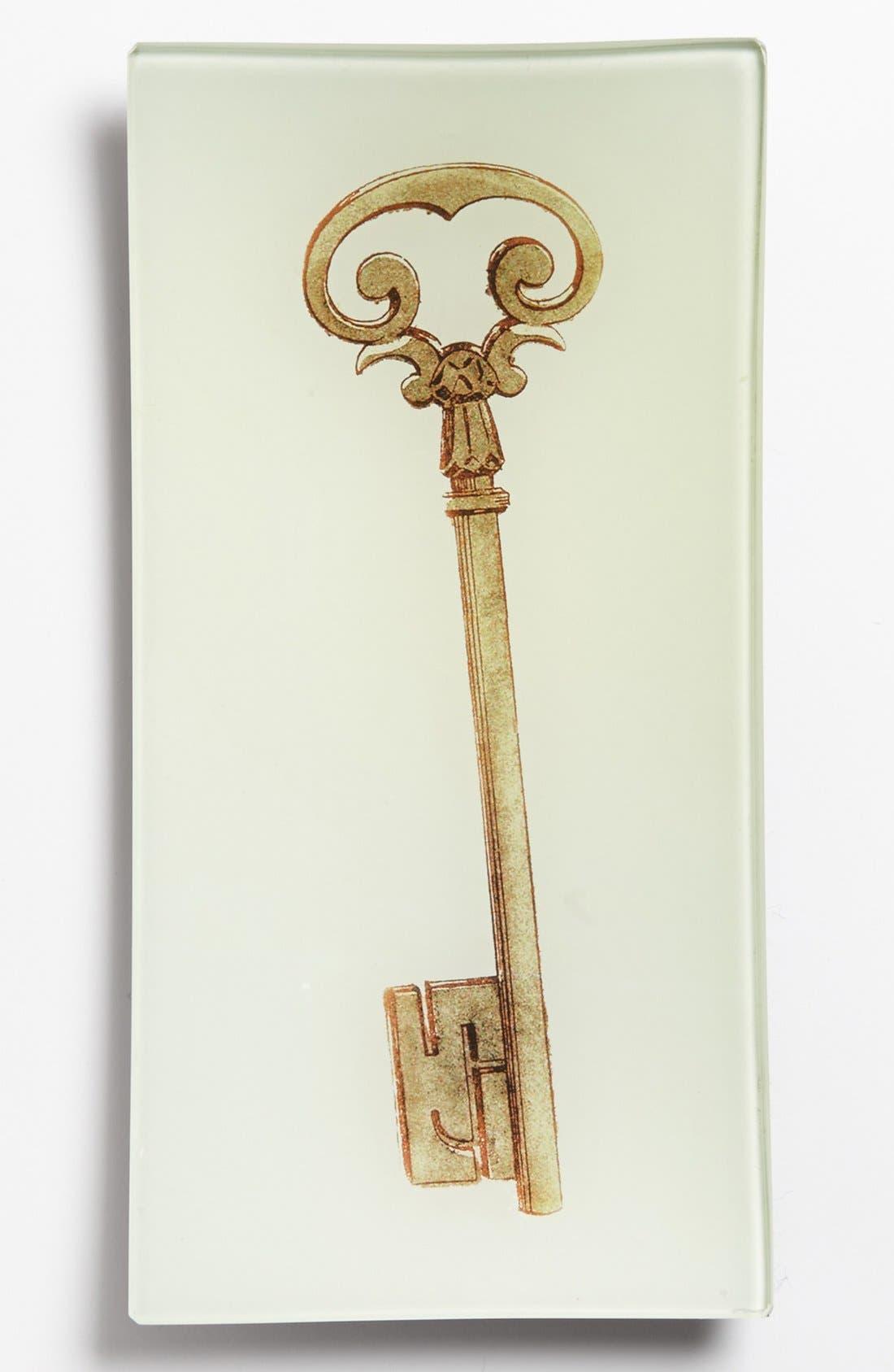 Alternate Image 1 Selected - Ben's Garden 'Antique Estate Key' Trinket Tray