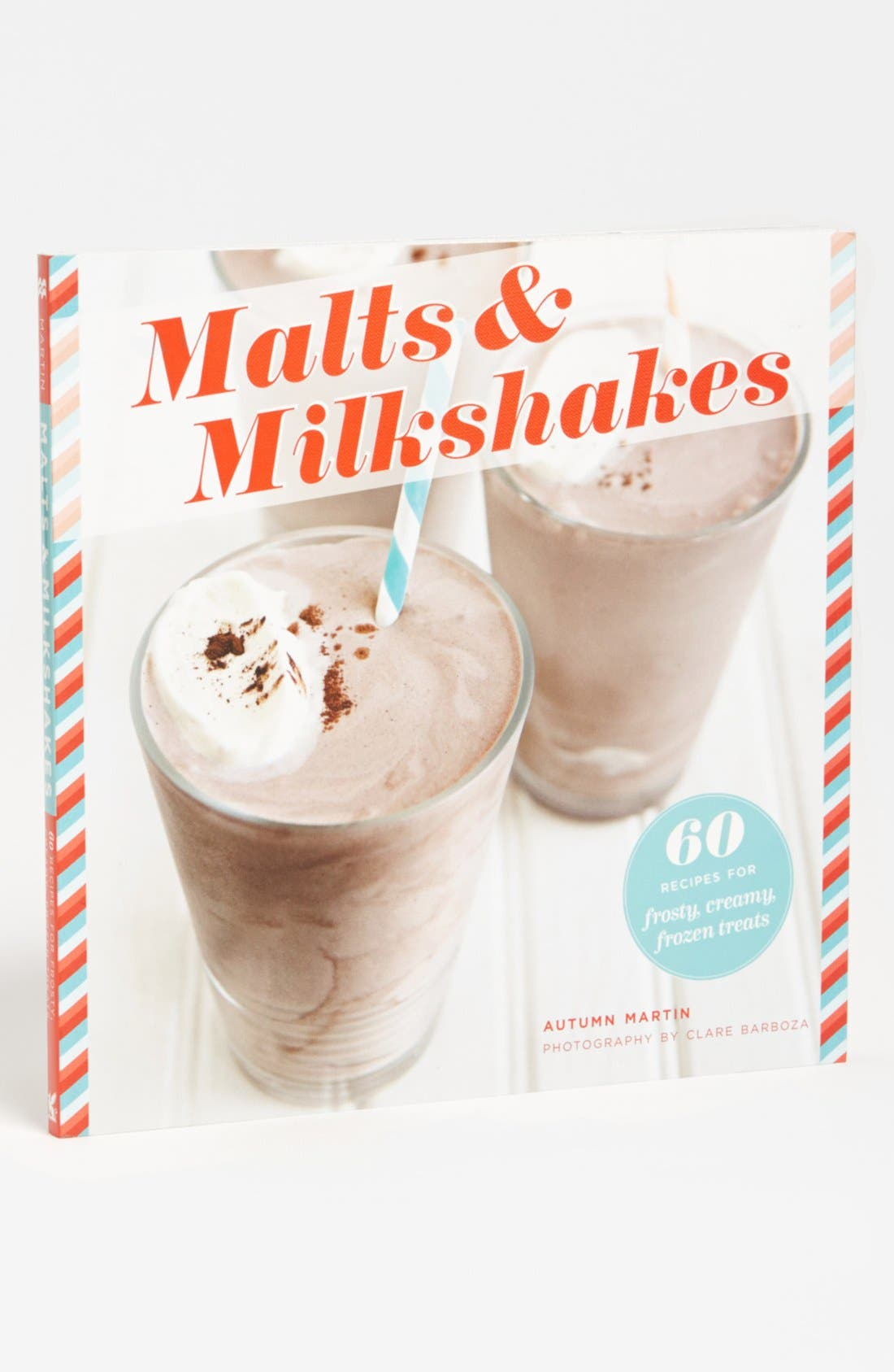 Alternate Image 1 Selected - 'Malts & Milkshakes' Recipe Book
