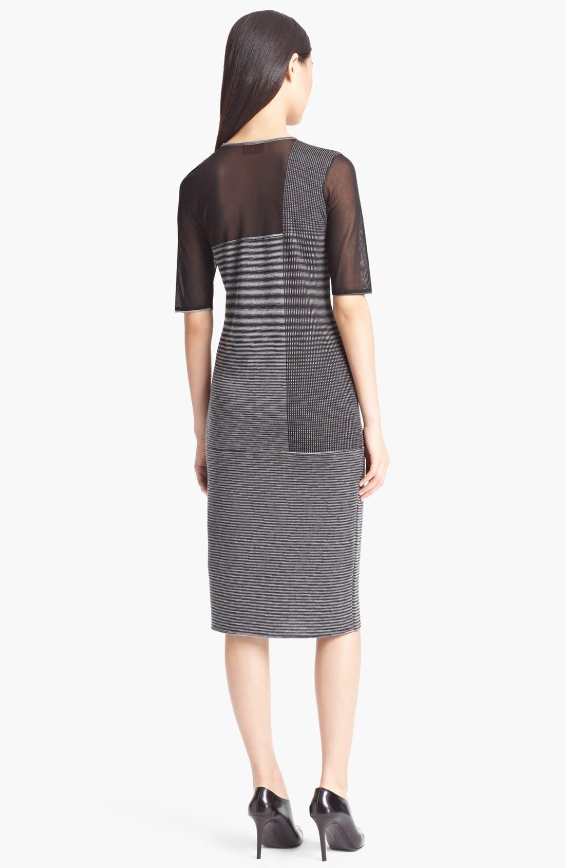Alternate Image 2  - Missoni Sheer Panel Dress