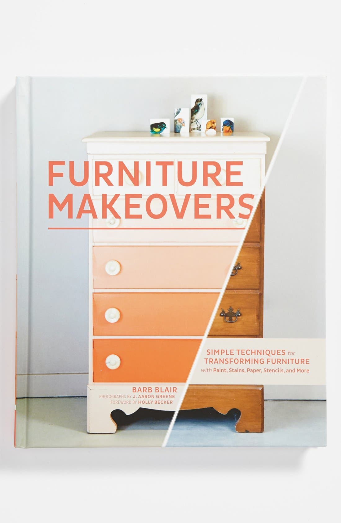 Alternate Image 1 Selected - 'Furniture Makeovers' Book