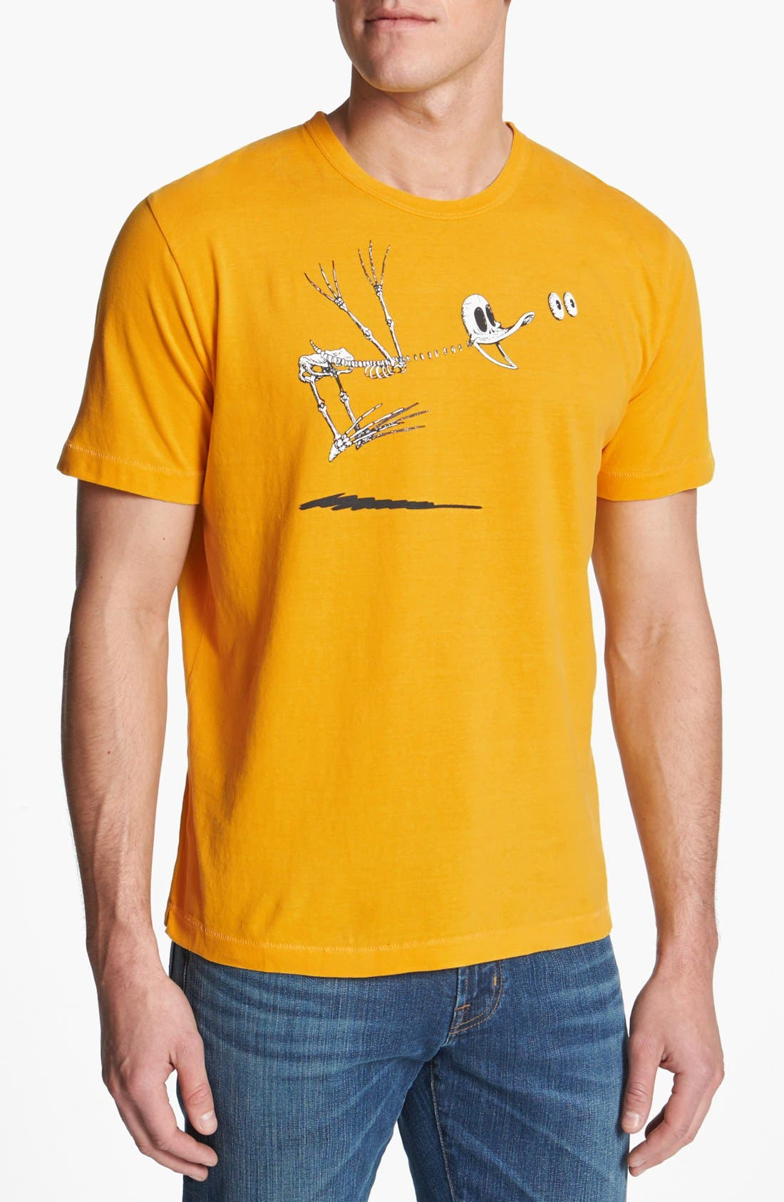 Alternate Image 1 Selected - French Connection 'Peeking Duck' T-Shirt