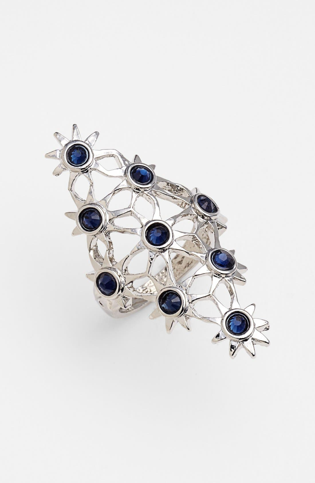 Alternate Image 1 Selected - Carbon Copy 'Stars' Statement Ring