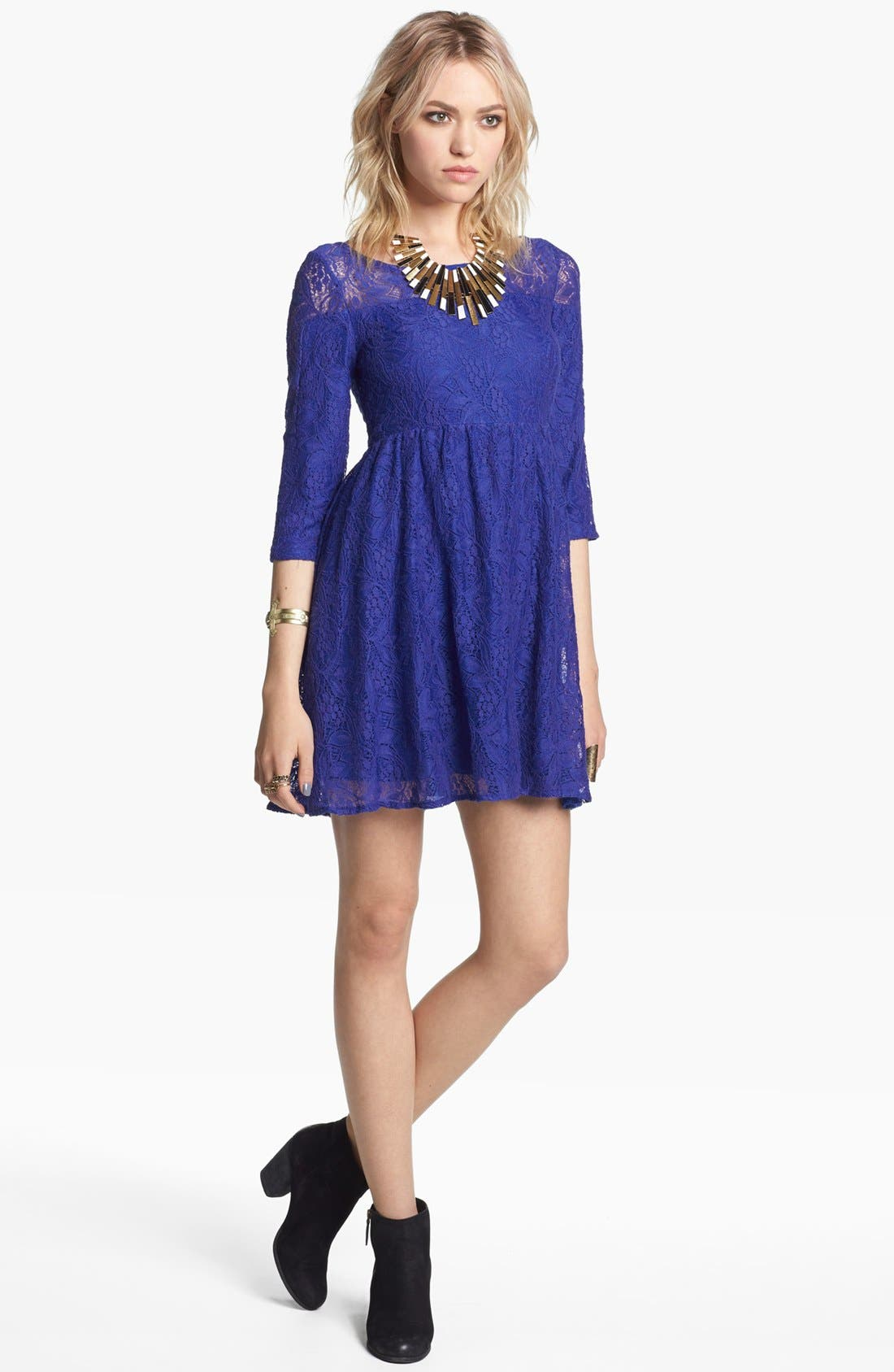 Main Image - Free People 'Shake Up' Dress