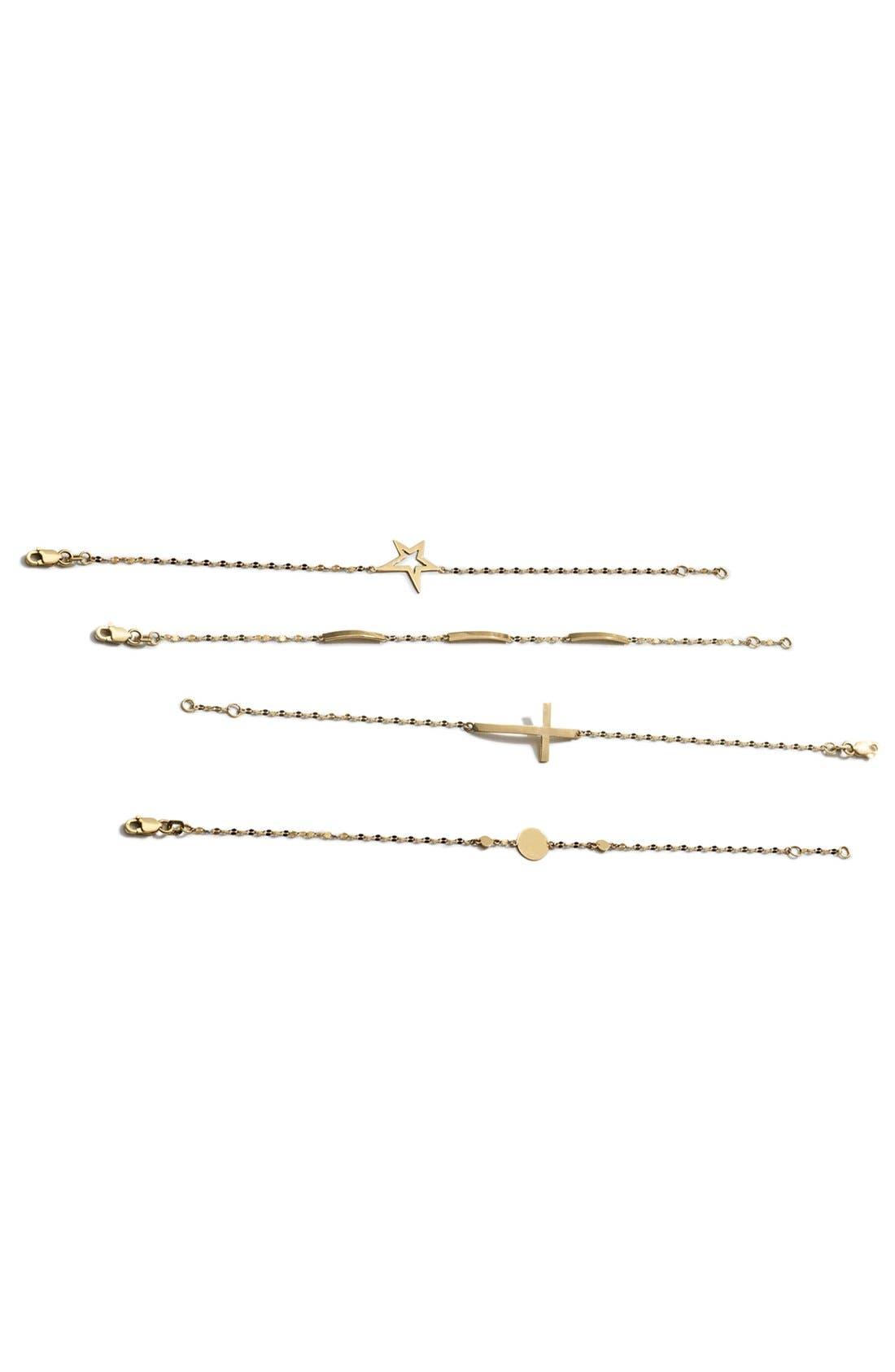 Alternate Image 2  - Lana Jewelry Bar Station Bracelet
