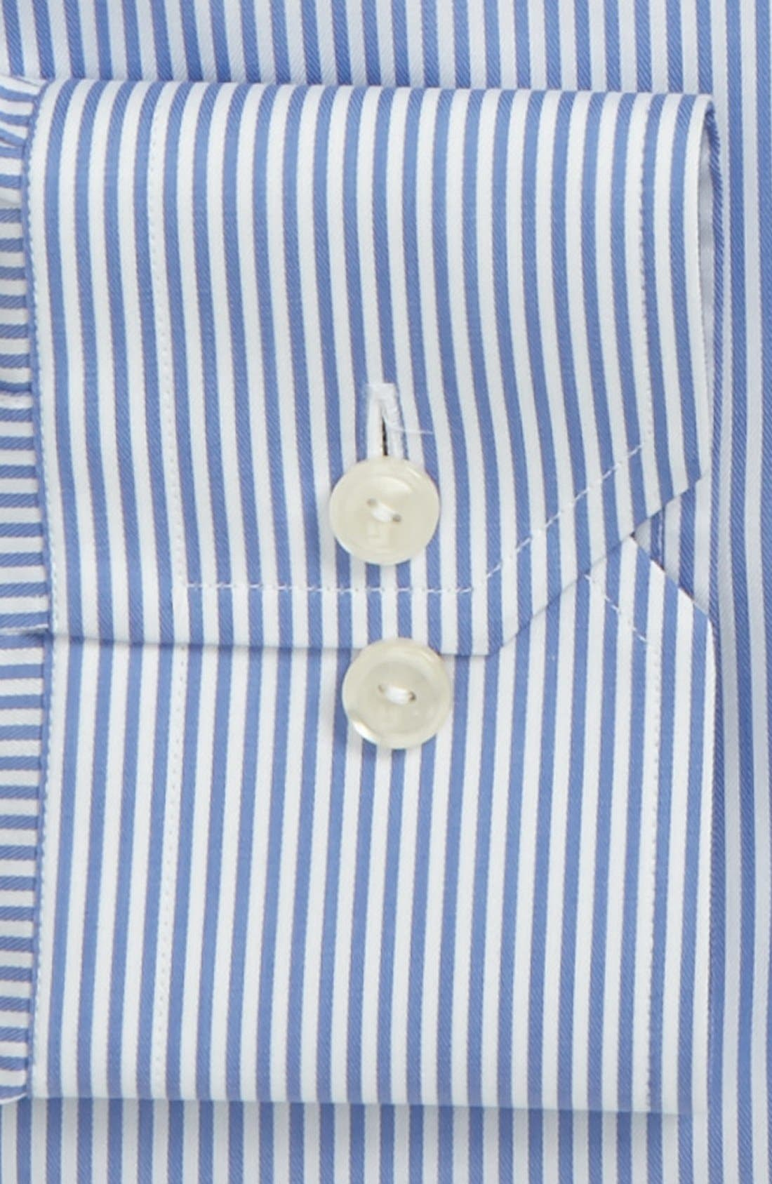 Alternate Image 4  - Eton Contemporary Fit Dress Shirt