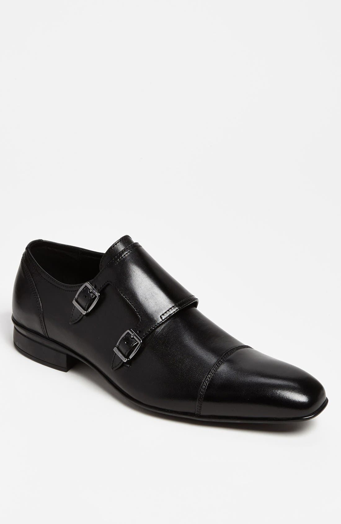 Alternate Image 1 Selected - Kenneth Cole New York 'Highest Rate-d' Double Monk Strap Slip-On