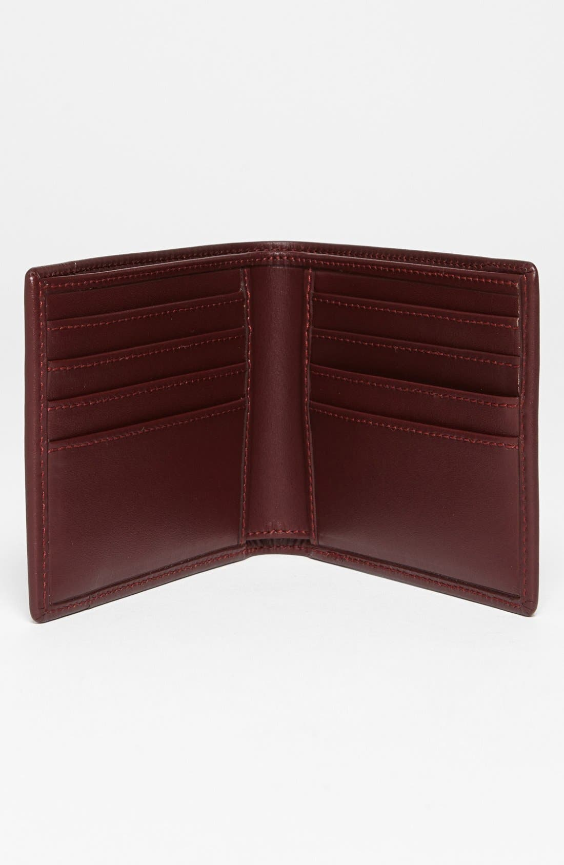 Alternate Image 3  - Ghurka Classic Leather Wallet