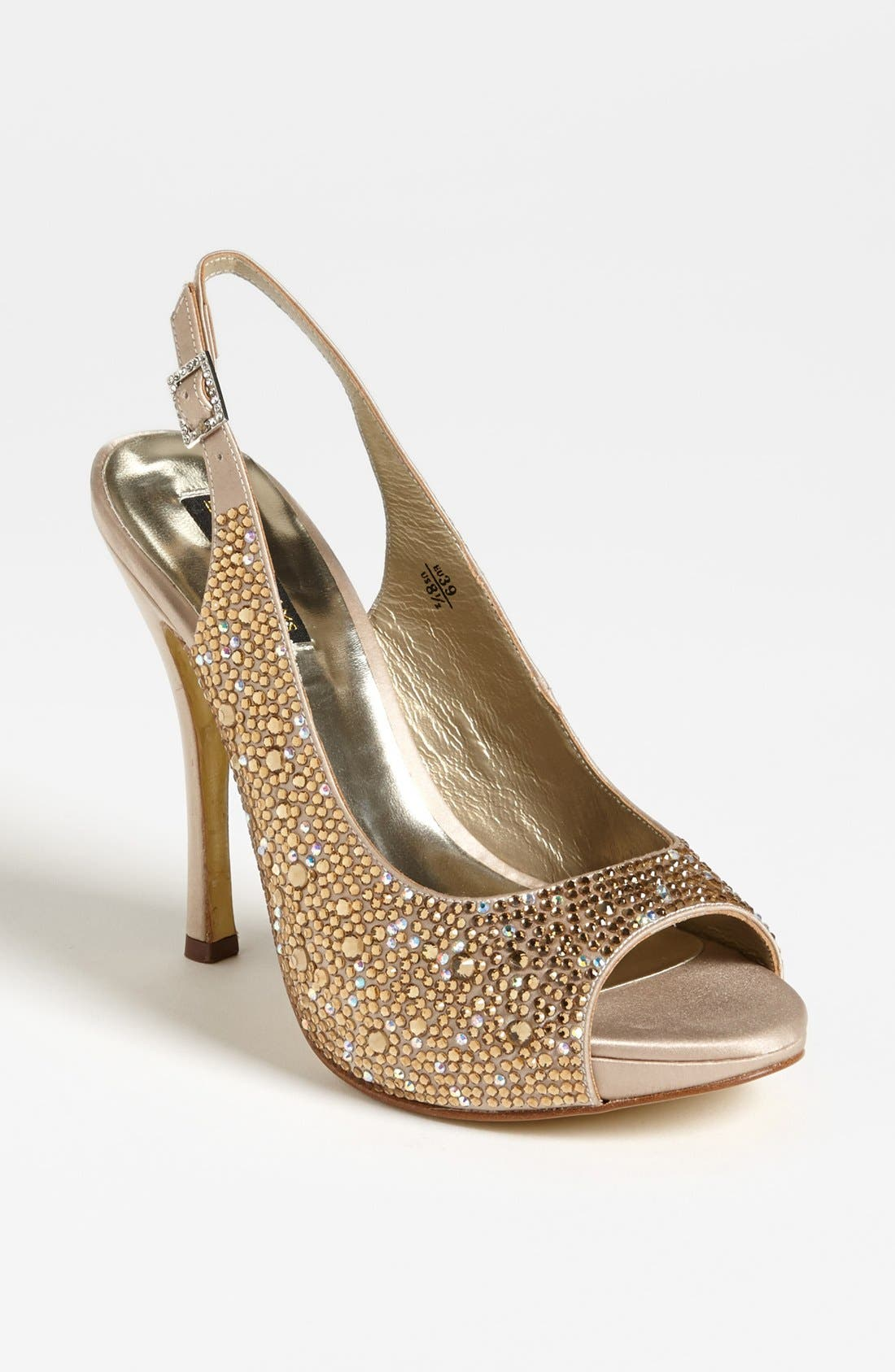 Alternate Image 1 Selected - Benjamin Adams 'Vienna' Pump