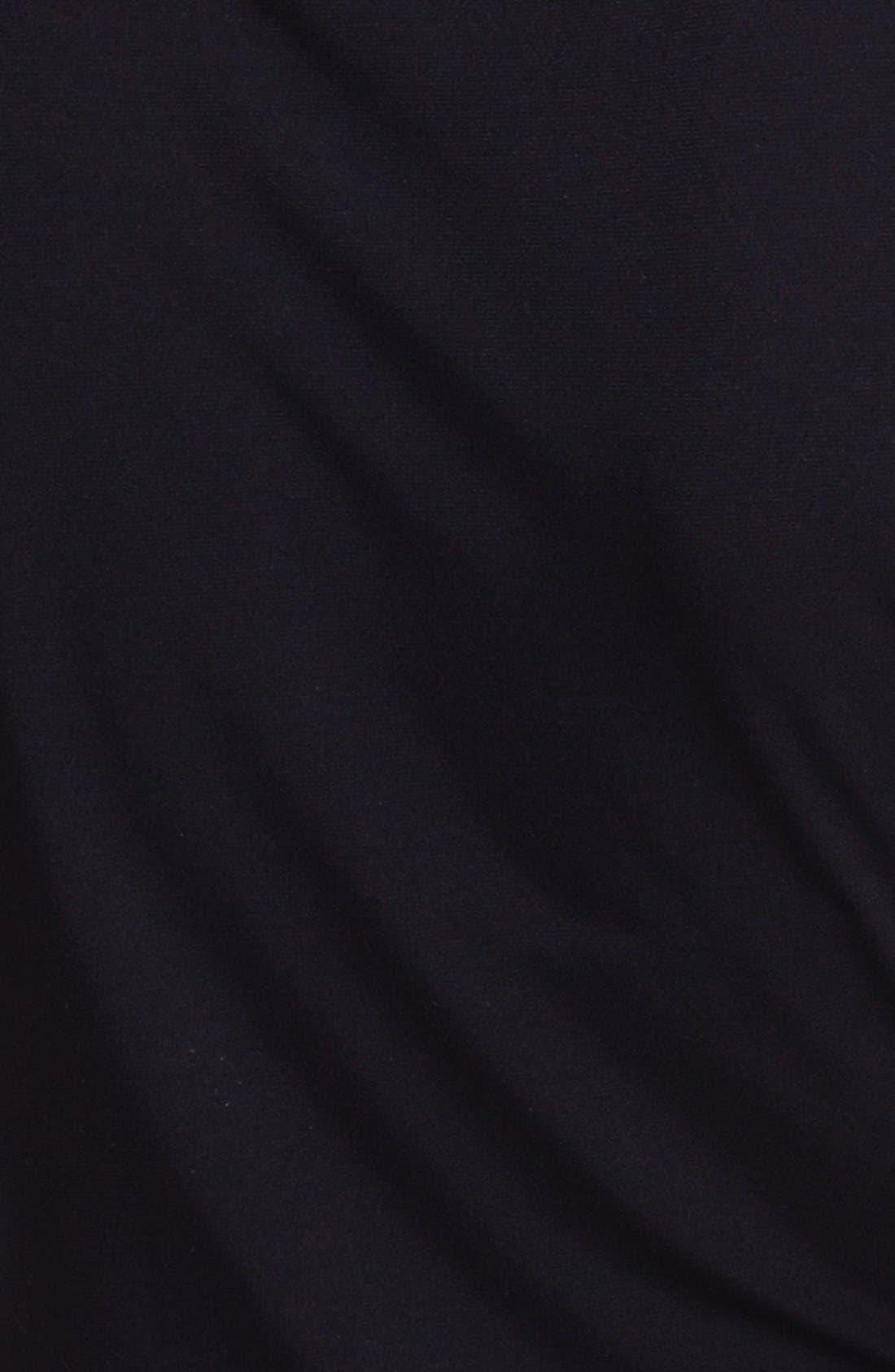 Alternate Image 3  - MICHAEL Michael Kors Studded Matte Jersey Top (Petite)
