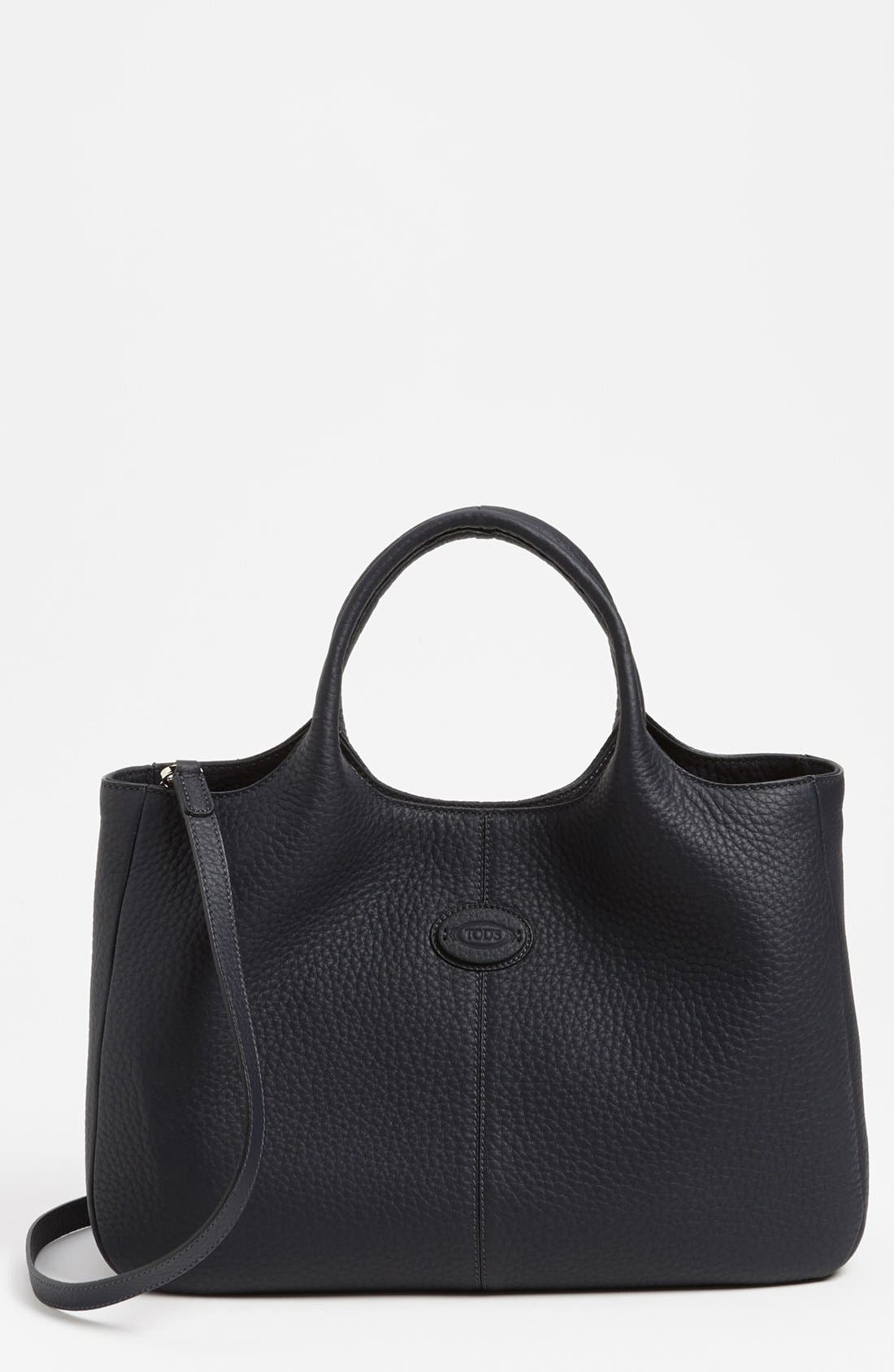 Alternate Image 1 Selected - Tod's 'ALH - Piccola' Shopping Tote