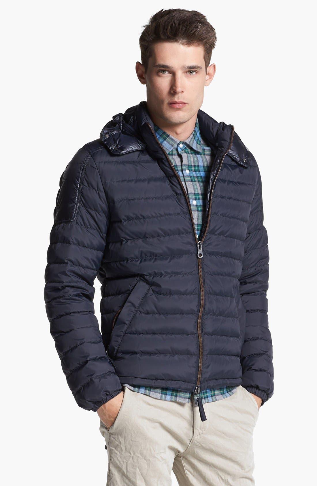Alternate Image 1 Selected - Duvetica Matte Down Jacket