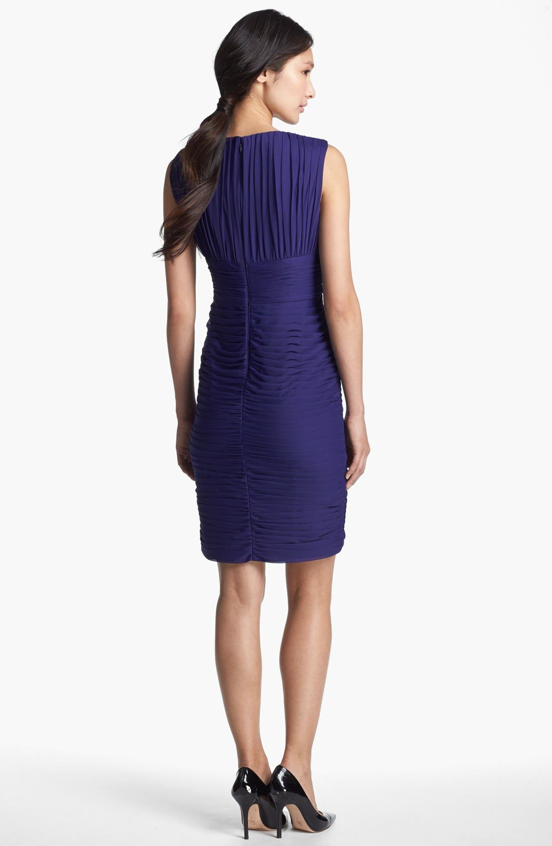 Alternate Image 3  - Adrianna Papell Sleeveless Dress
