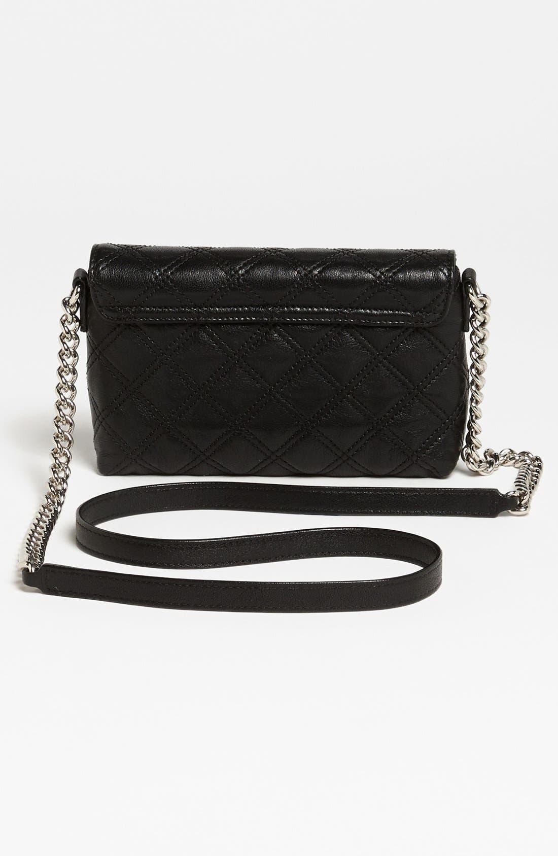Alternate Image 4  - MARC JACOBS 'Quilting - Single' Leather Shoulder Bag