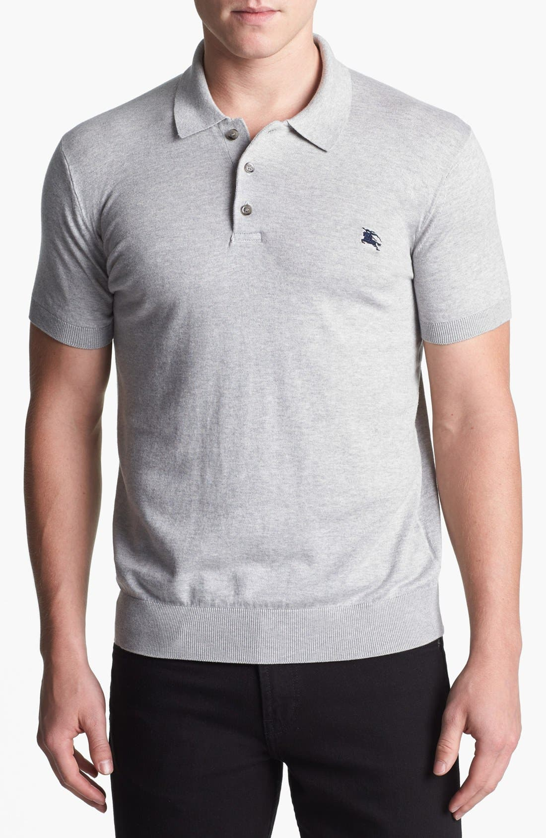 Alternate Image 1 Selected - Burberry Brit 'Rubin' Polo