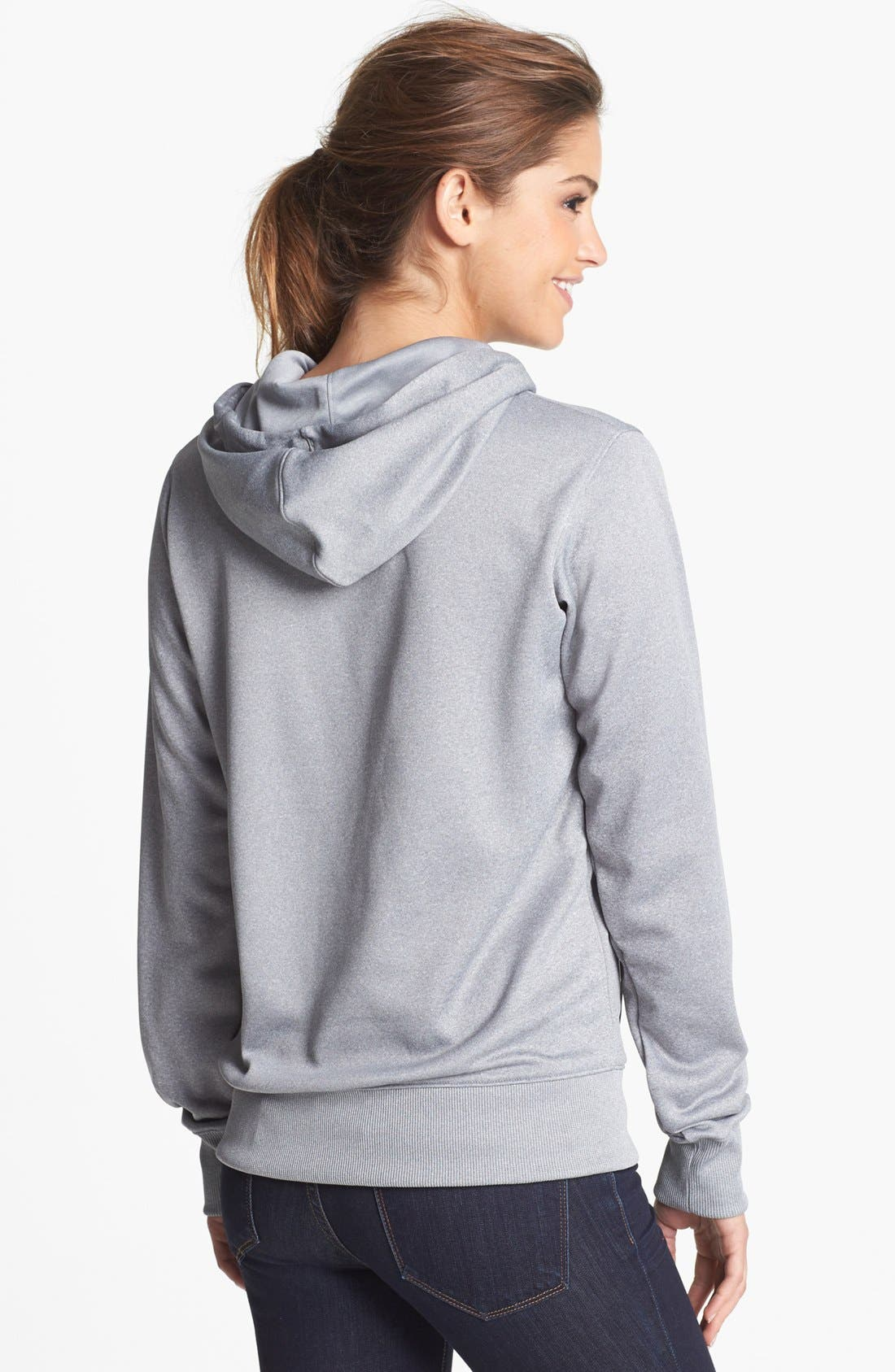 Alternate Image 2  - Under Armour 'Big Logo' Hoodie
