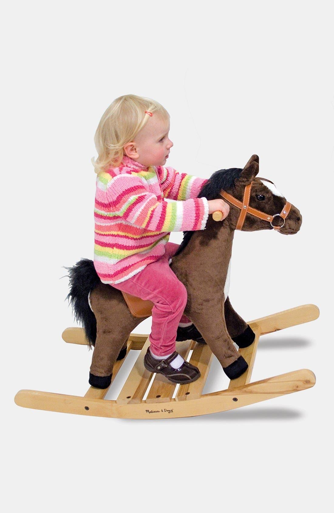 Melissa & Doug Rocking Horse