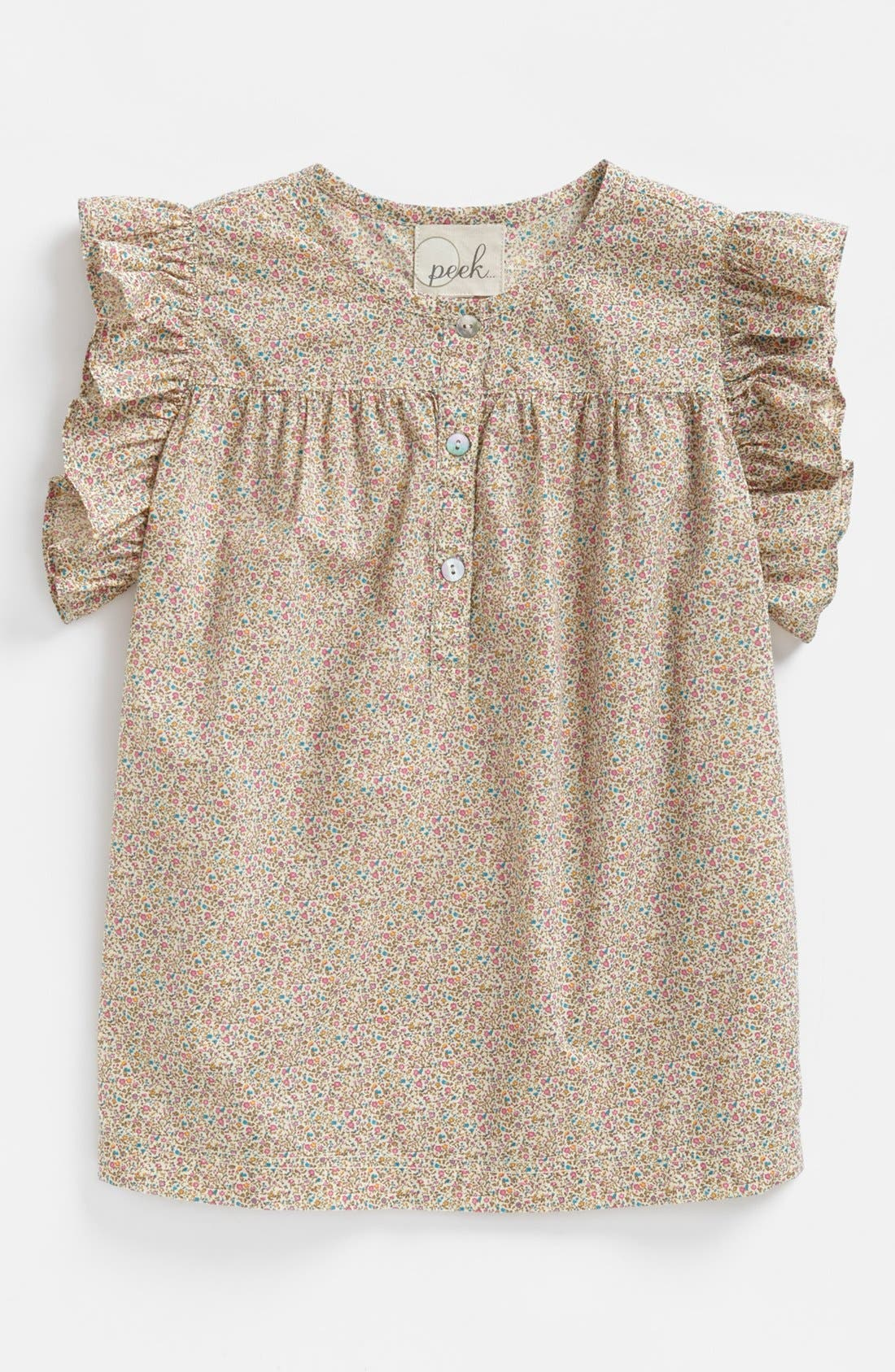 Alternate Image 1 Selected - Peek 'Rachel' Tunic Top (Big Girls)