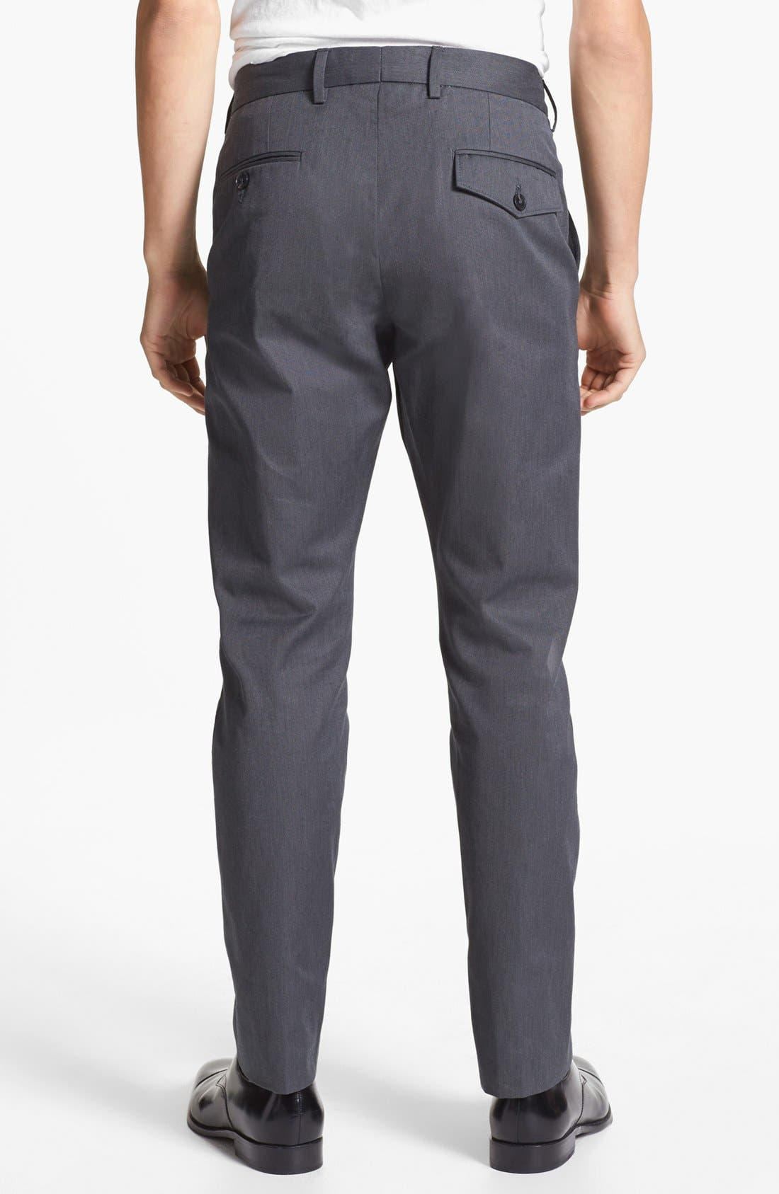 Alternate Image 2  - French Connection Straight Leg Trousers