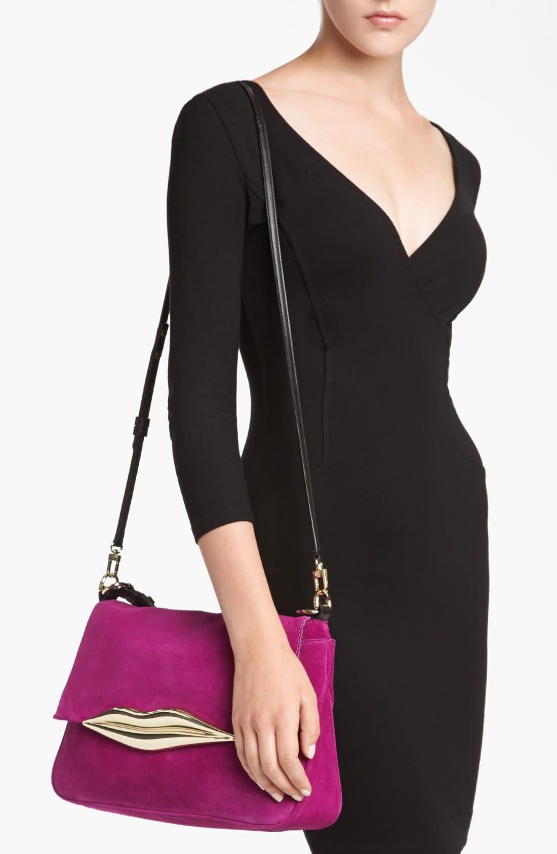 Alternate Image 2  - Diane von Furstenberg 'Flirty' Shoulder Bag