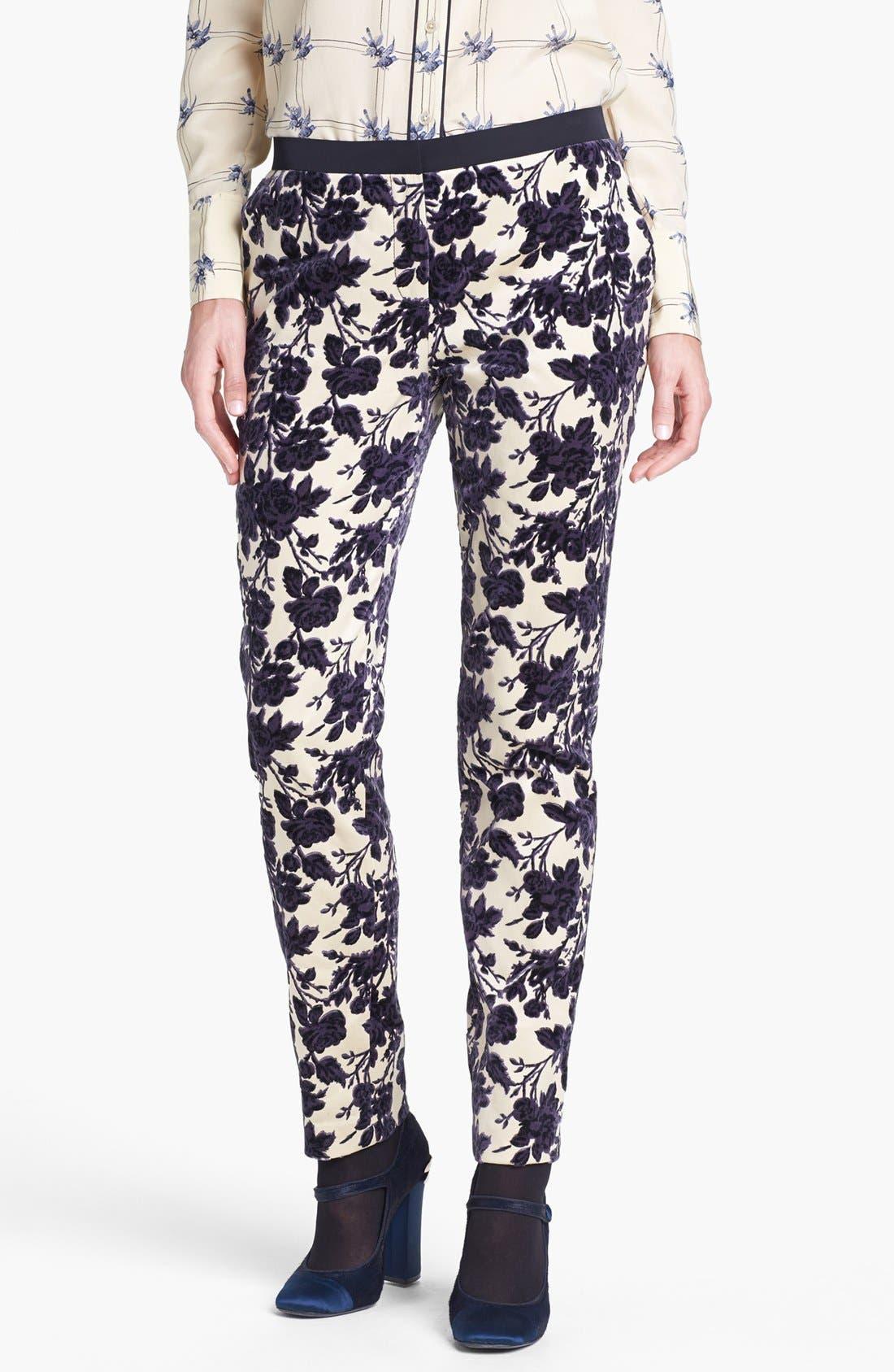 Alternate Image 1 Selected - Tory Burch 'Dayton' Pants