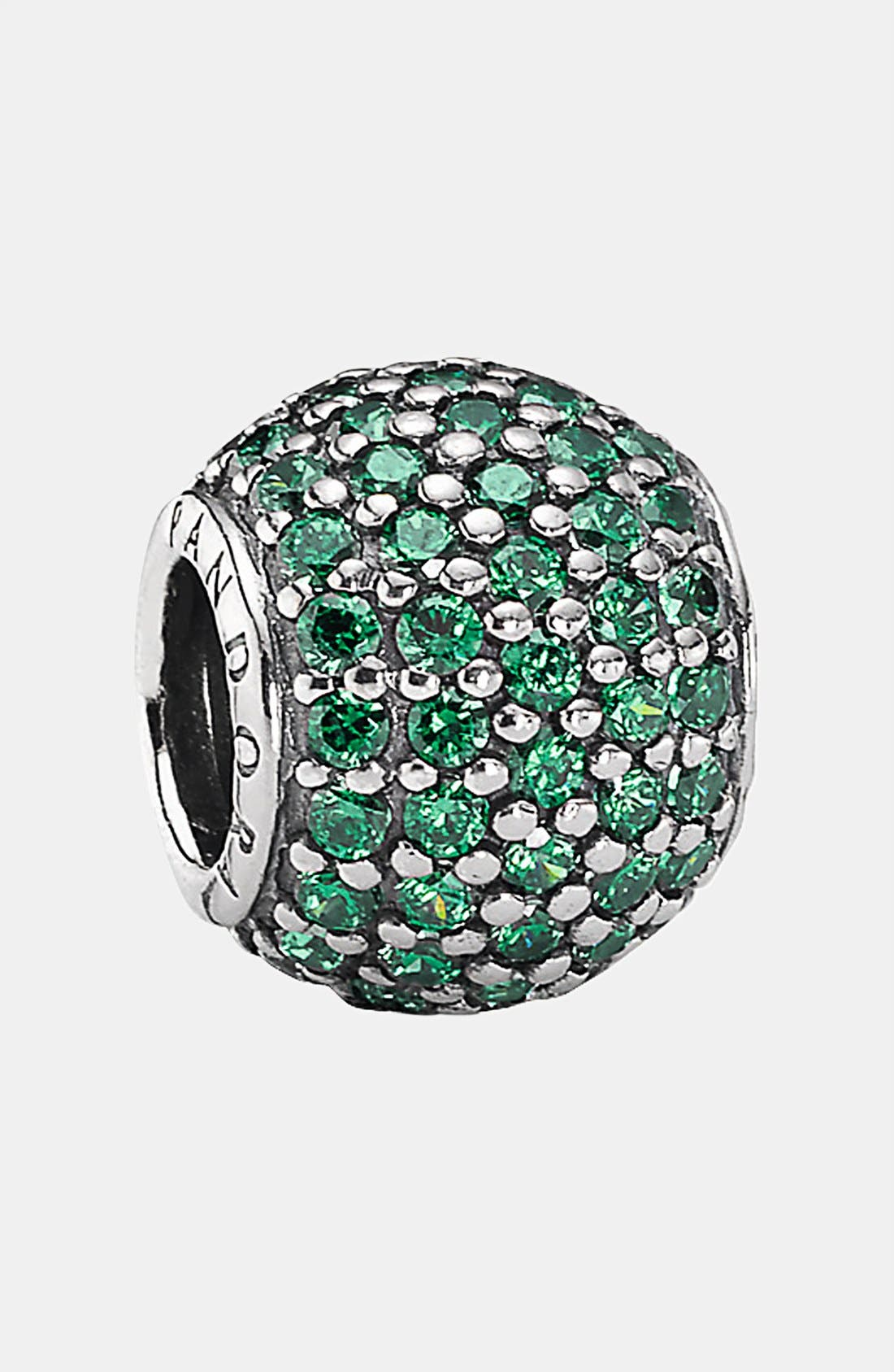 Alternate Image 1 Selected - PANDORA 'Pavé Lights' Bead Charm