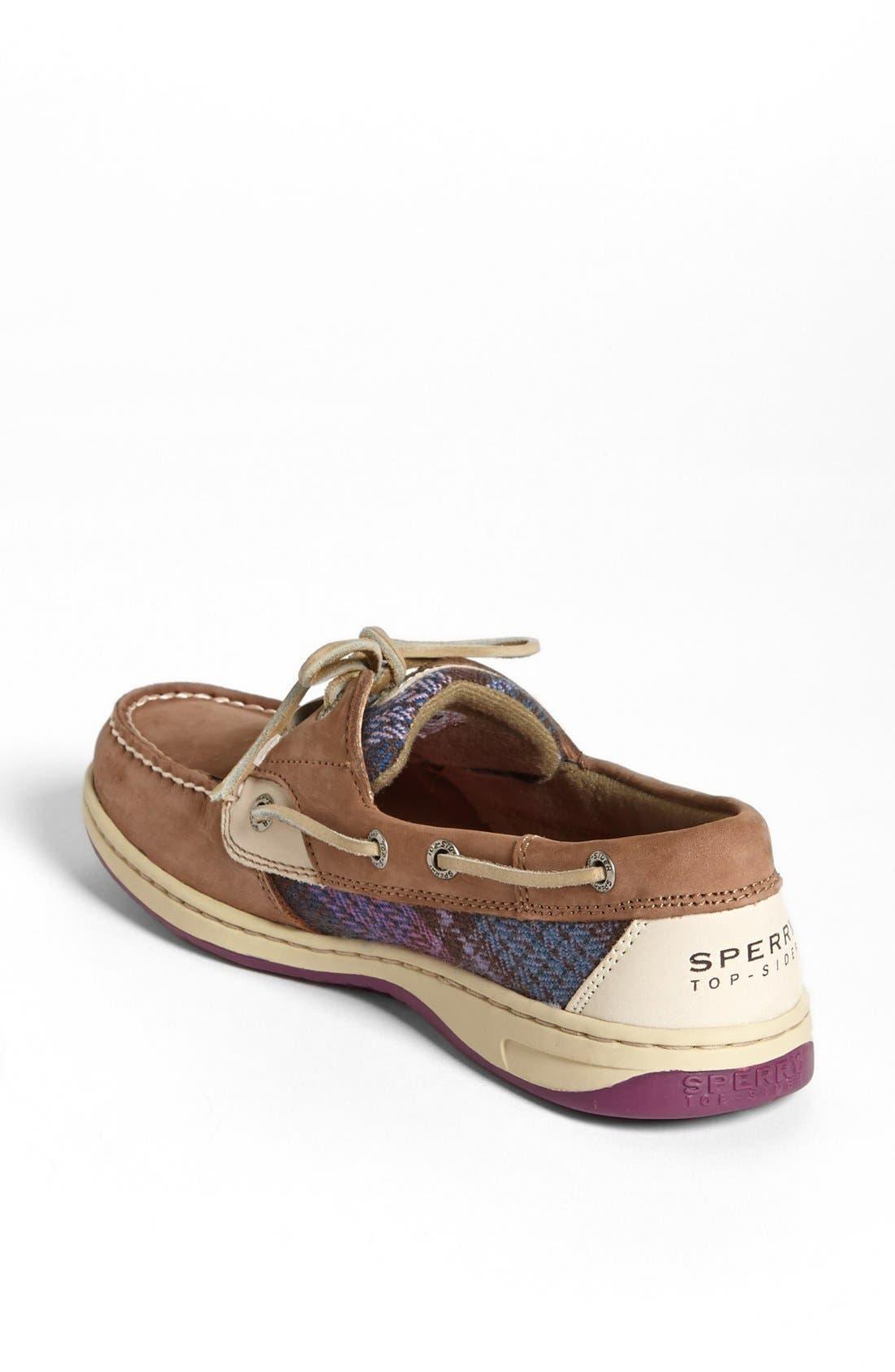 Alternate Image 2  - Sperry Top-Sider® 'Bluefish 2-Eye' Boat Shoe (Women) (Online Only)