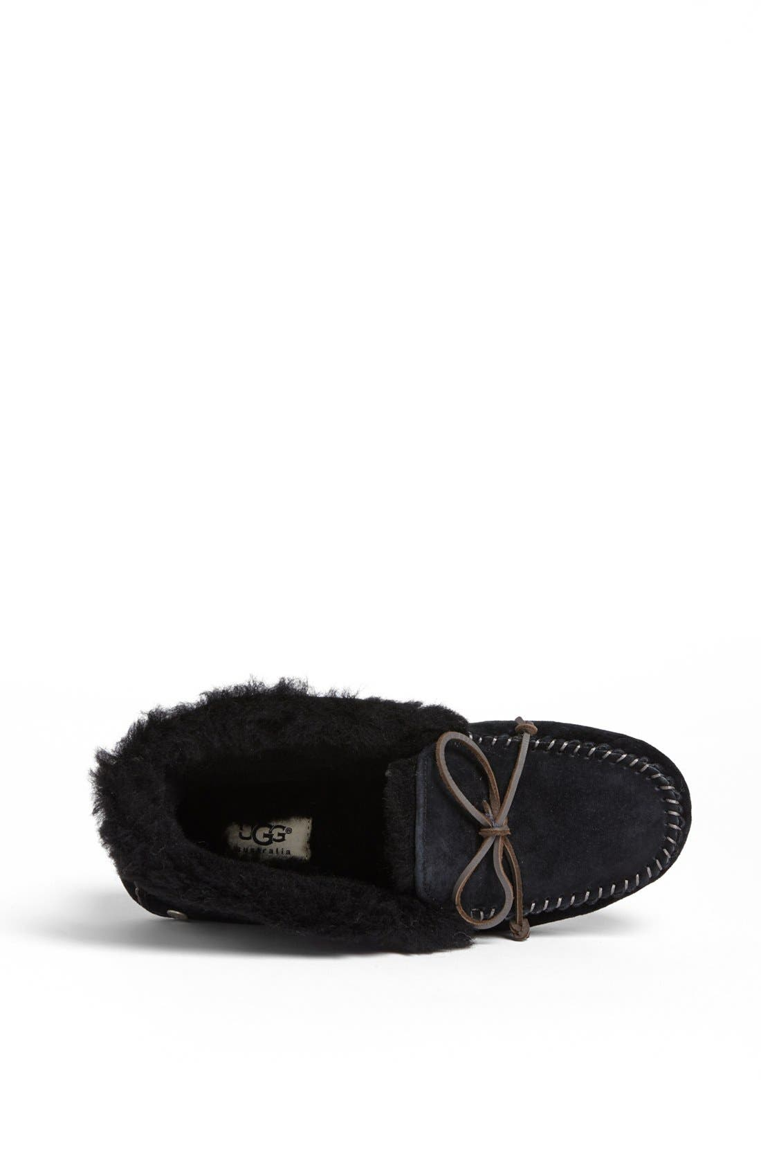 Alternate Image 3  - UGG® UGGpure™ Alena Suede Slipper Bootie (Women)