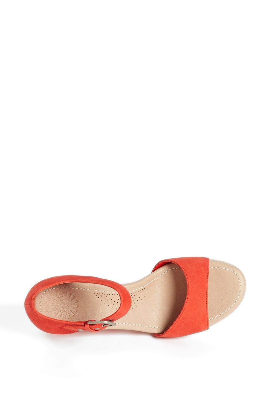Alternate Image 3  - UGG® Australia 'Atasha' Sandal