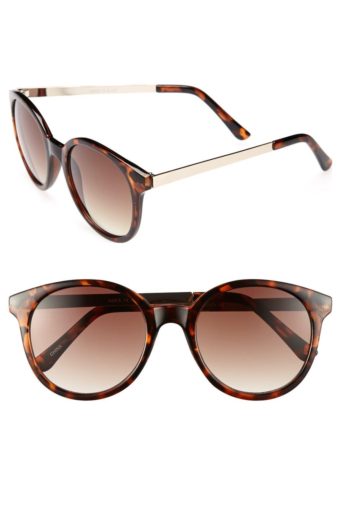 Alternate Image 1 Selected - FE NY Vintage Sunglasses