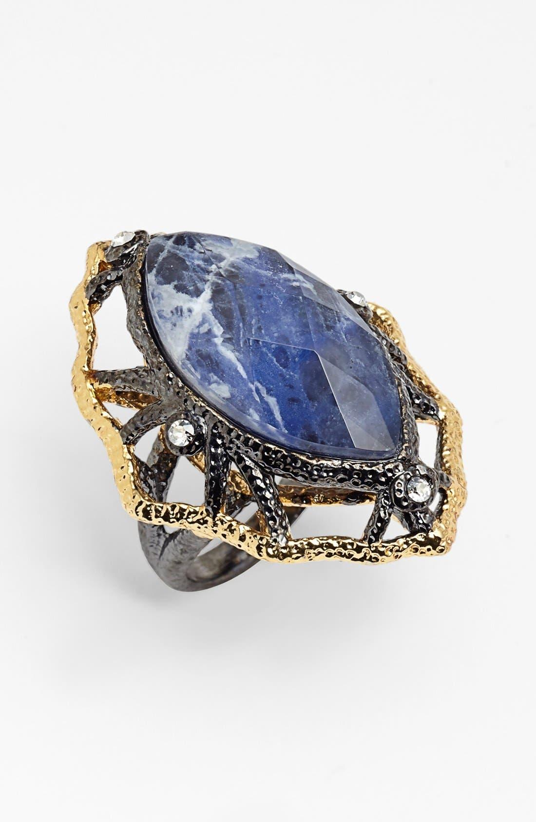 Main Image - Alexis Bittar 'Elements - Jardin de Papillon' Marquis Doublet Ring