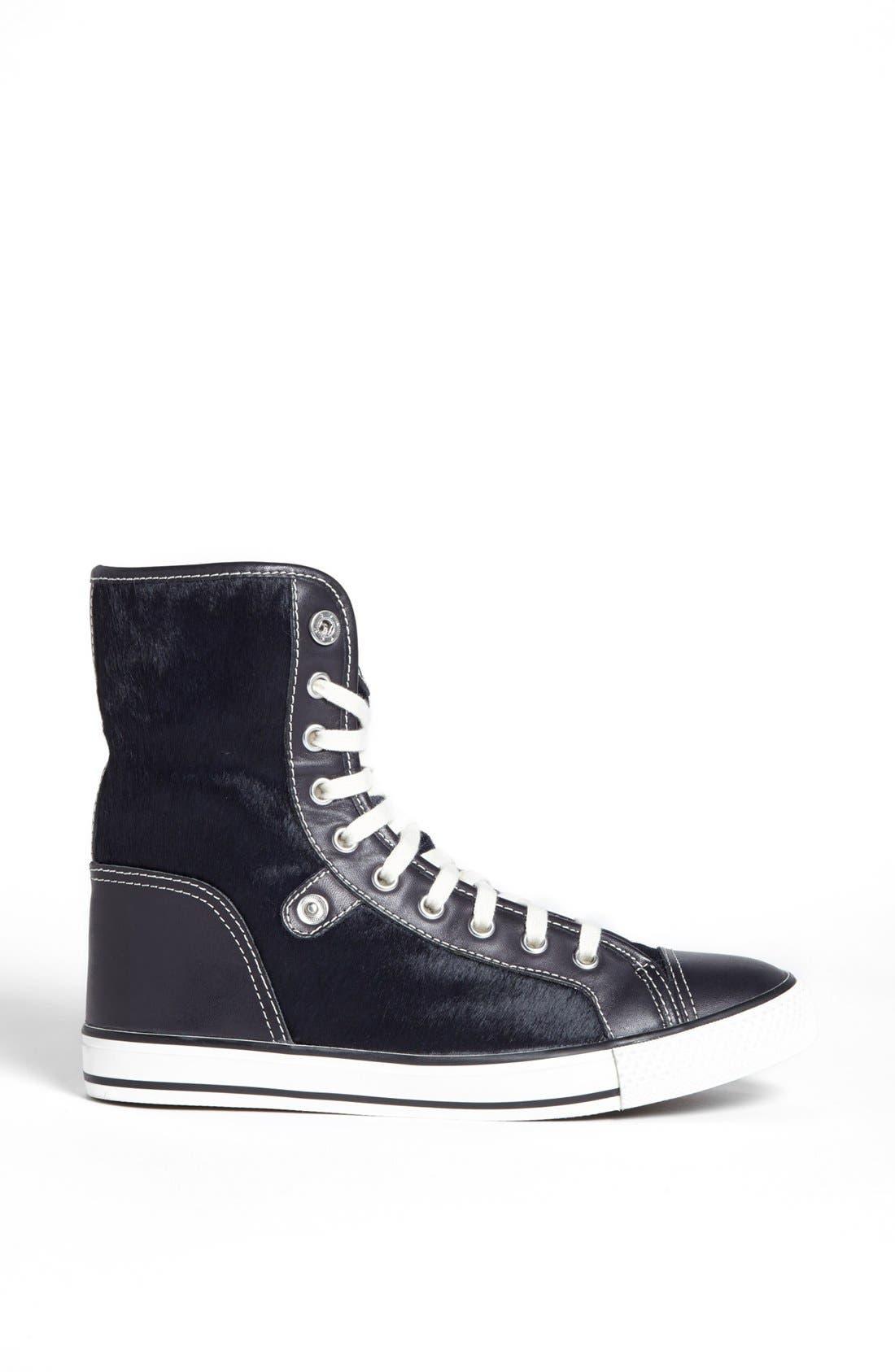 Alternate Image 3  - Tory Burch 'Benjamin' High Top Sneaker