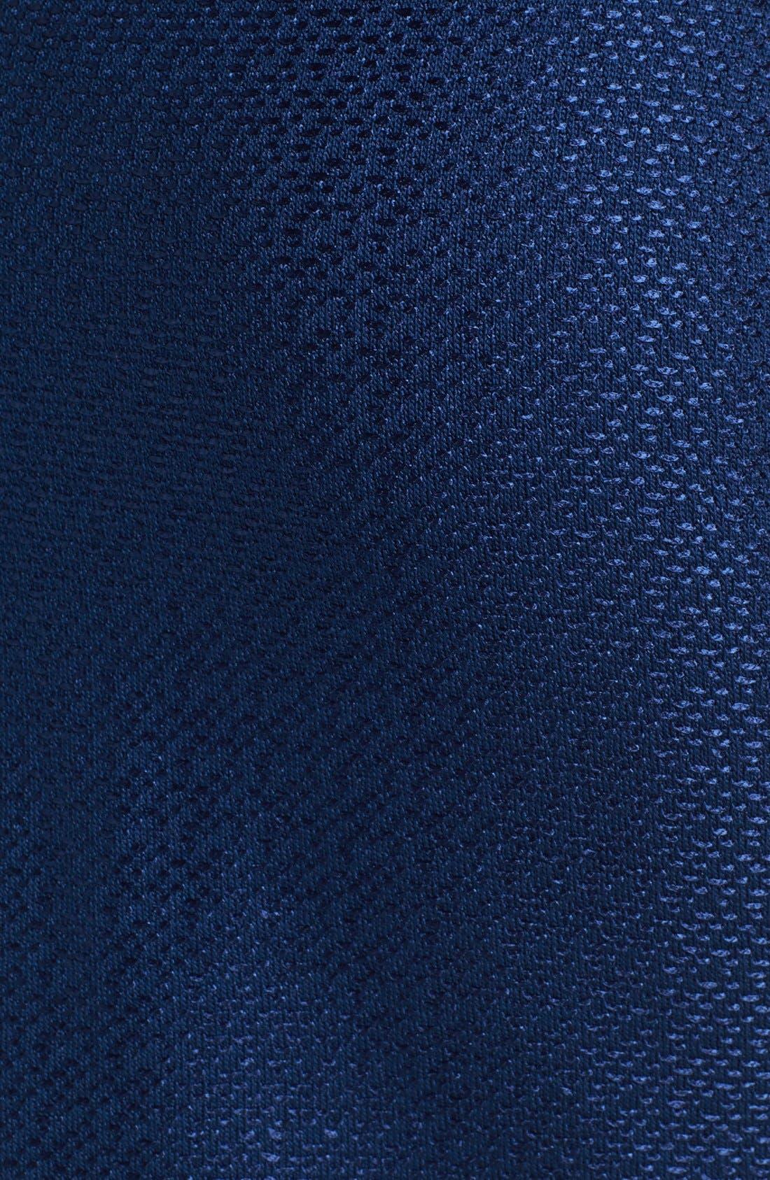 Alternate Image 5  - St. John Collection Tonal Dot Knit Pencil Skirt