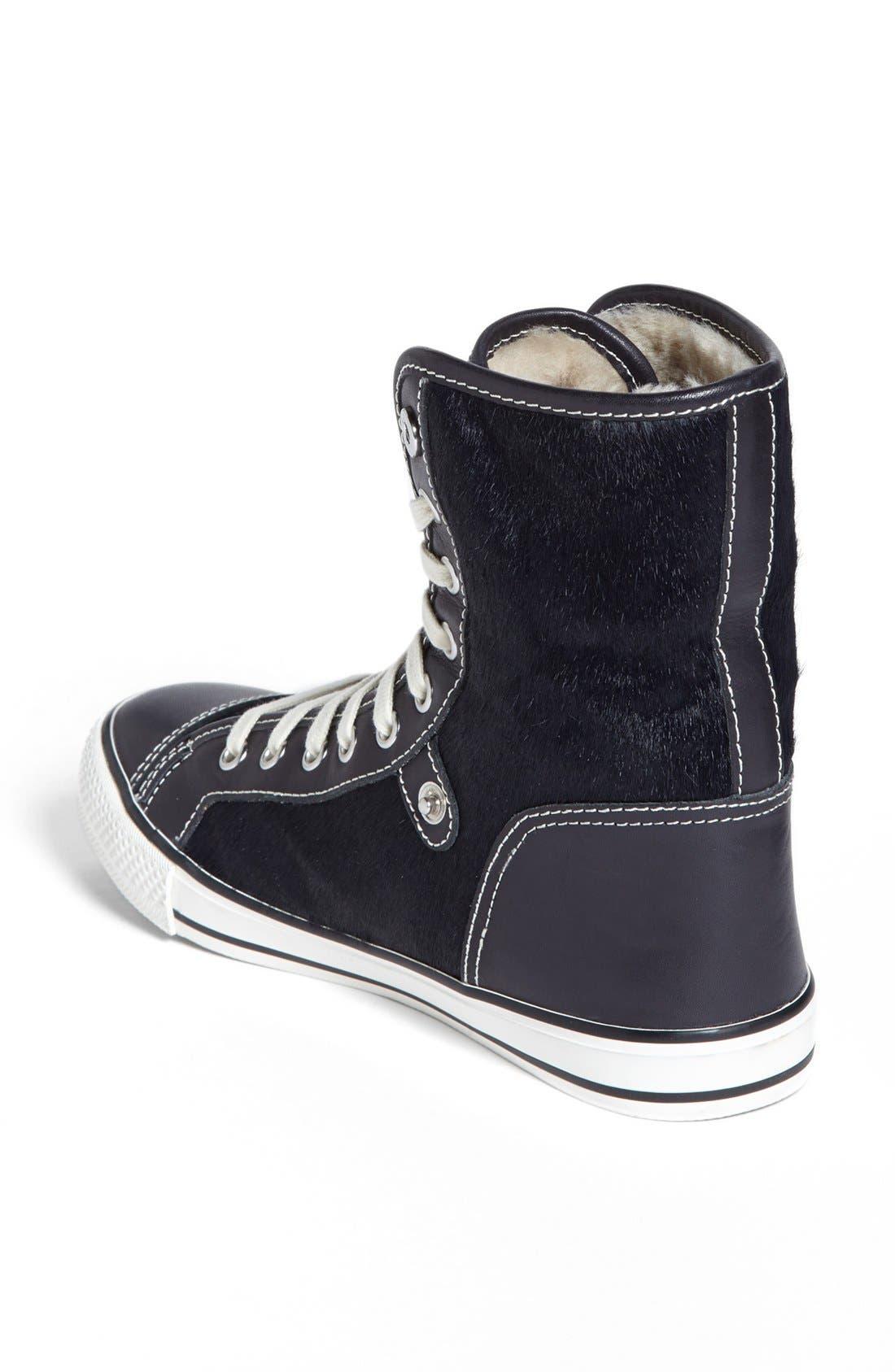 Alternate Image 2  - Tory Burch 'Benjamin' High Top Sneaker
