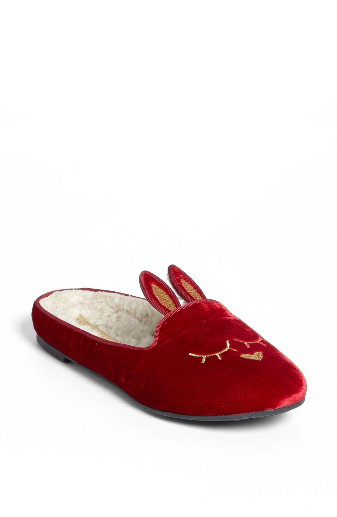 Alternate Image 1 Selected - MARC BY MARC JACOBS 'Sleeping Bunny' Slipper