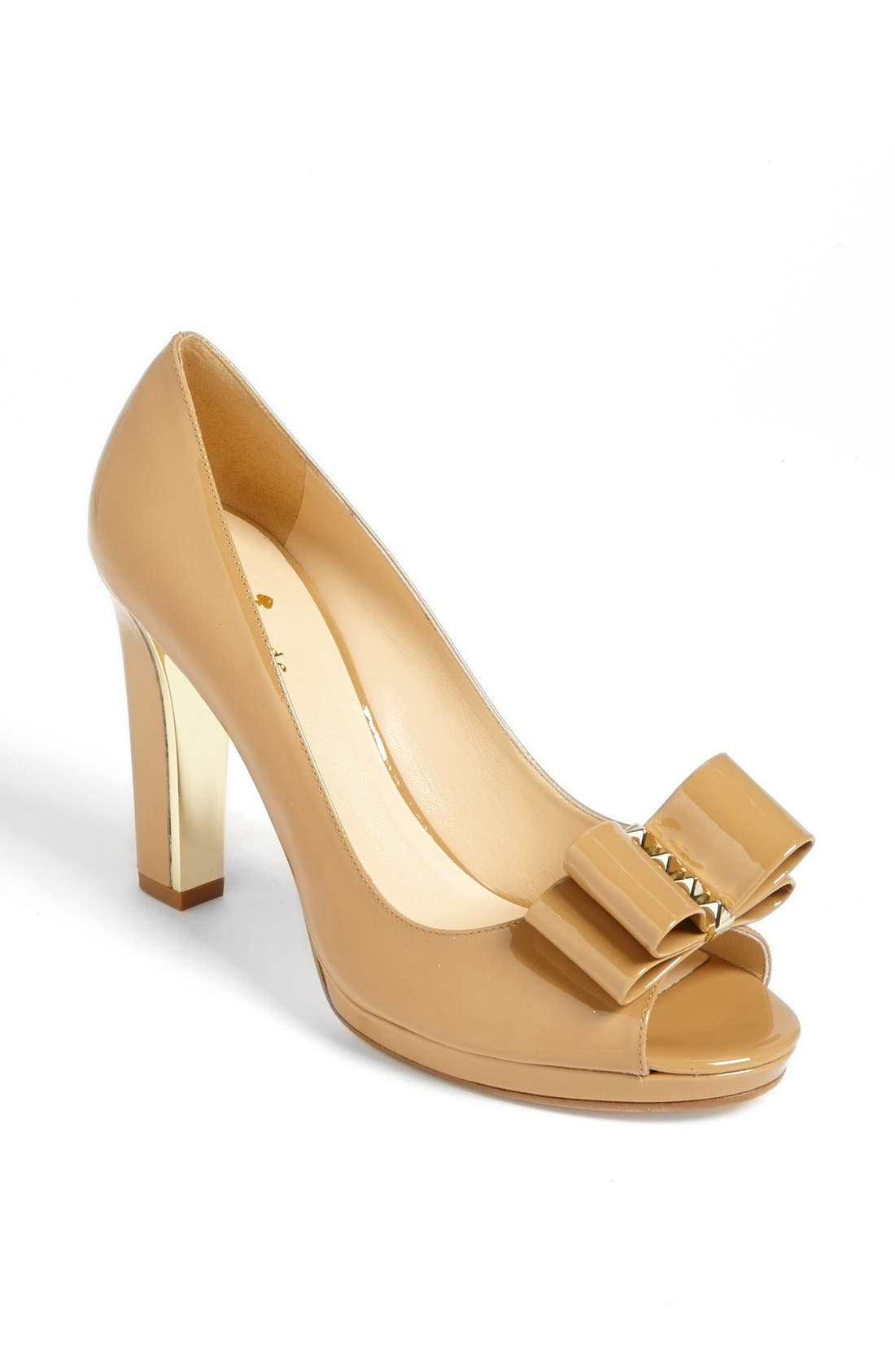 Alternate Image 1 Selected - kate spade new york 'francesca' pump