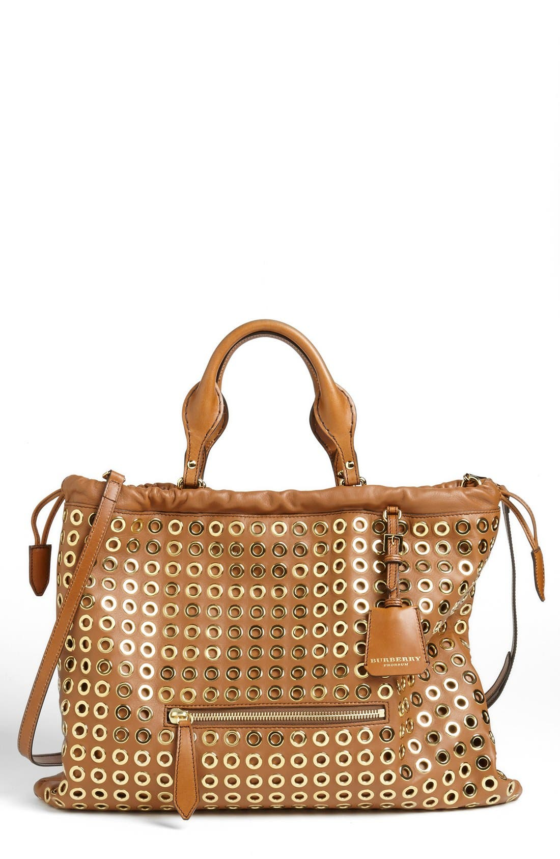 Alternate Image 1 Selected - Burberry Prorsum 'The Big Crush' Tote