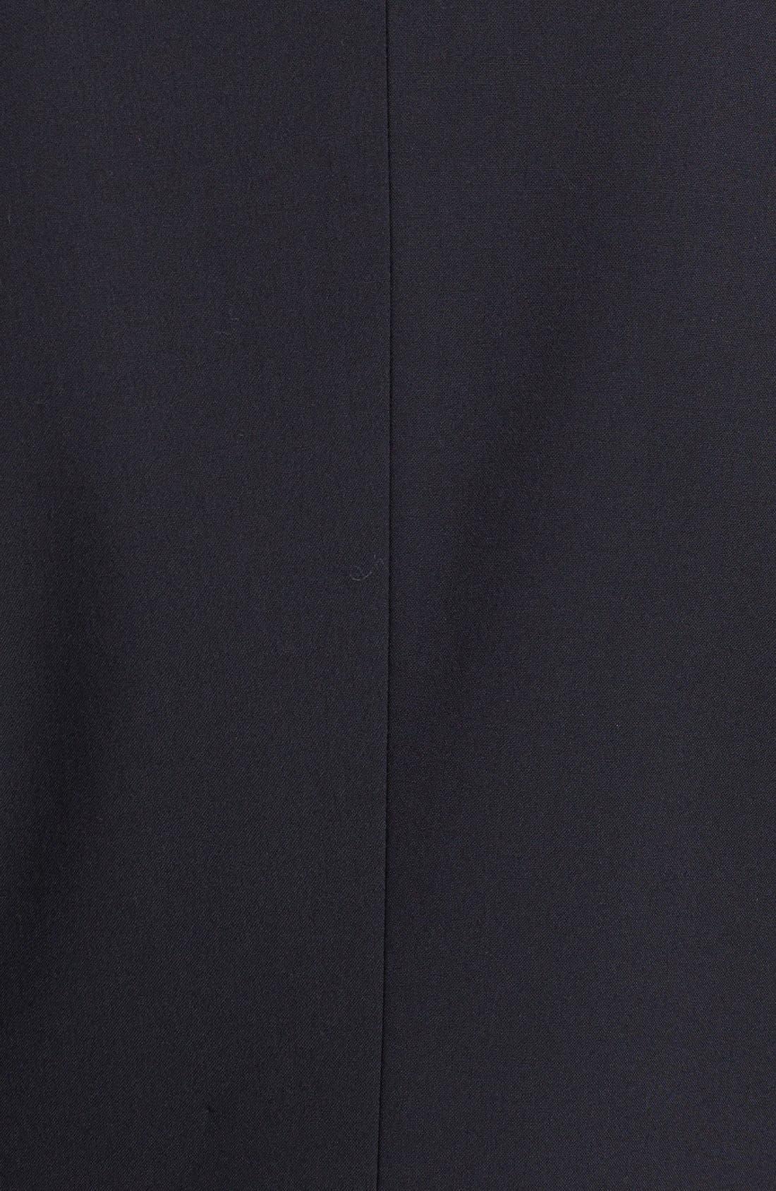 Alternate Image 4  - Vince Camuto One Button Blazer